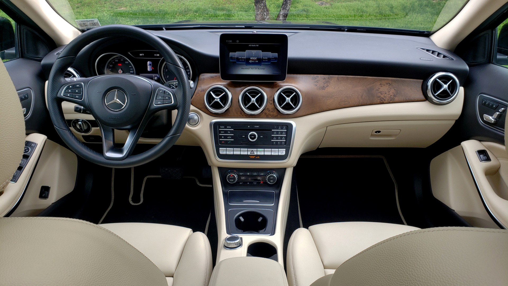 Used 2018 Mercedes-Benz GLA 250 4MATIC / PREMIUM / CONV PKG / NAV / PANO-ROOF for sale Sold at Formula Imports in Charlotte NC 28227 75