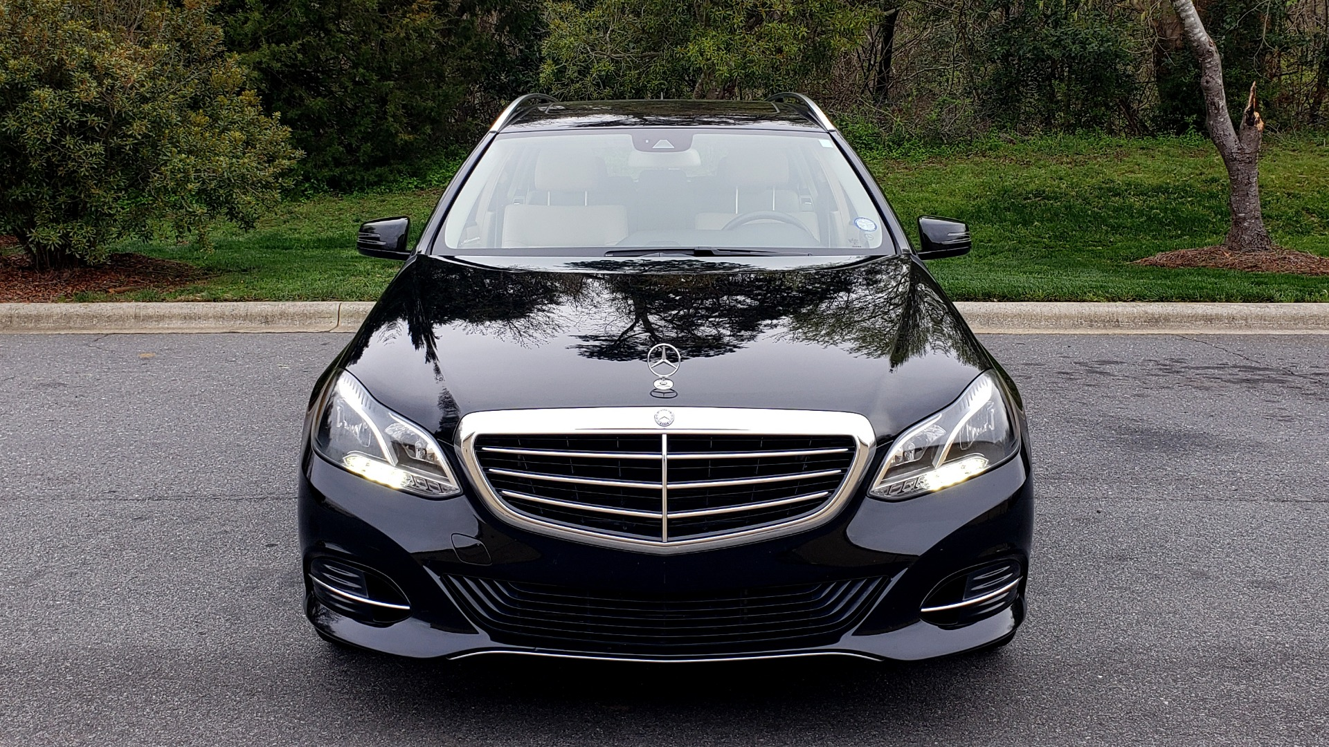 Used 2014 Mercedes-Benz E-Class E 350 4MATIC PREMIUM / NAV / SUNROOF / REARVIEW / 3-ROW for sale Sold at Formula Imports in Charlotte NC 28227 23