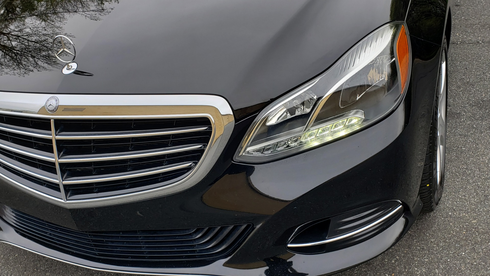 Used 2014 Mercedes-Benz E-Class E 350 4MATIC PREMIUM / NAV / SUNROOF / REARVIEW / 3-ROW for sale Sold at Formula Imports in Charlotte NC 28227 25