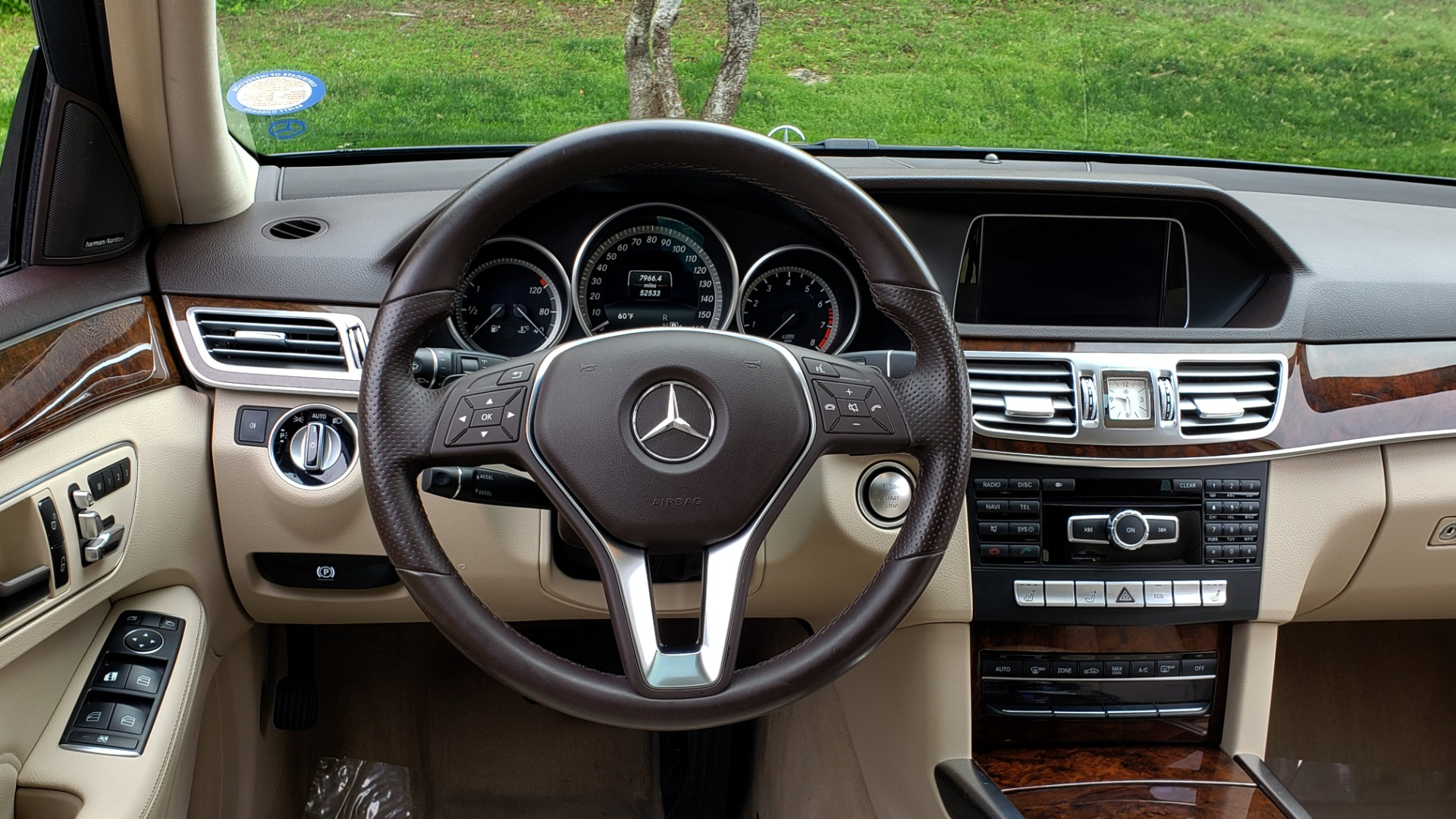 Used 2014 Mercedes-Benz E-Class E 350 4MATIC PREMIUM / NAV / SUNROOF / REARVIEW / 3-ROW for sale Sold at Formula Imports in Charlotte NC 28227 42
