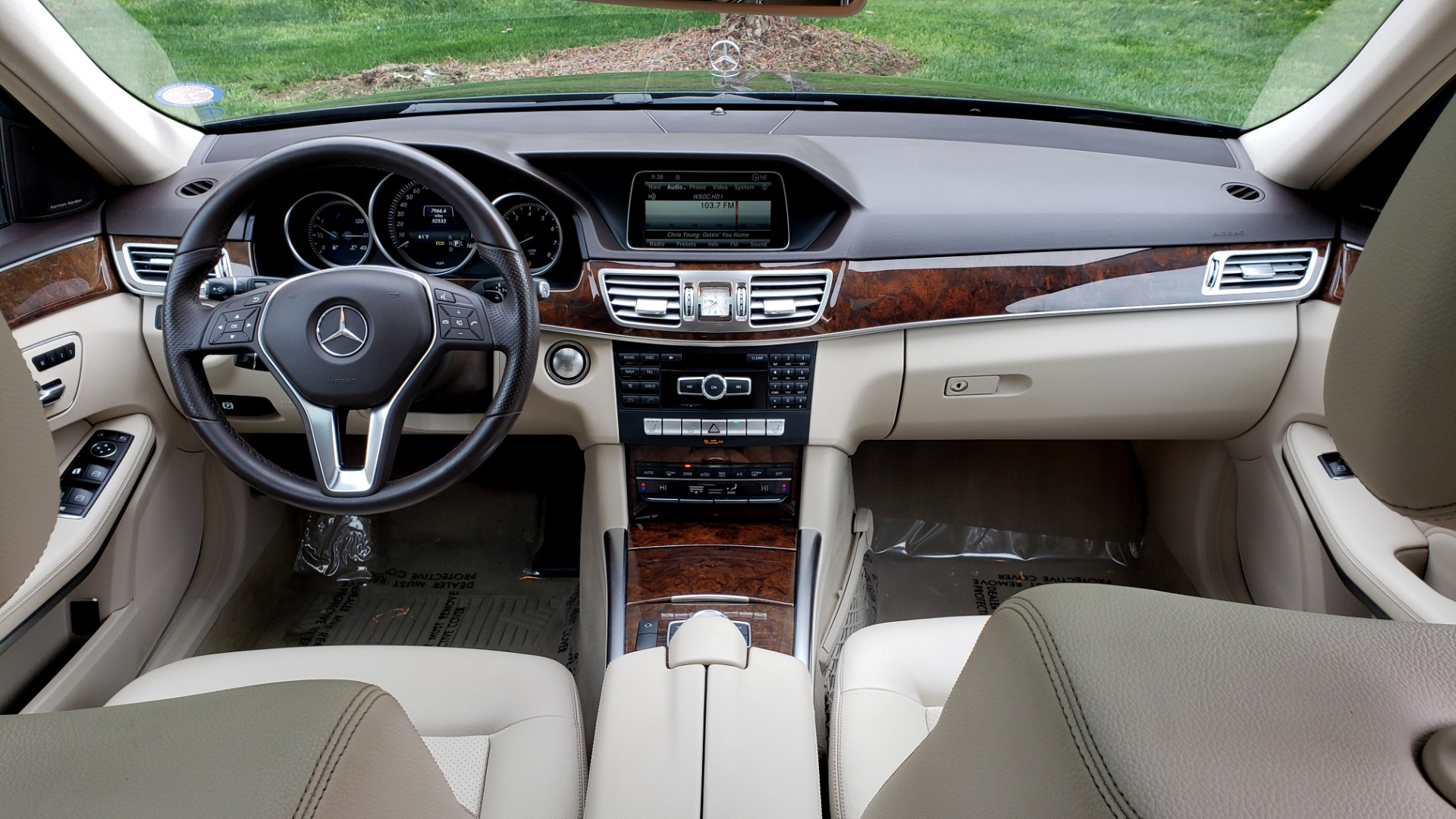 Used 2014 Mercedes-Benz E-Class E 350 4MATIC PREMIUM / NAV / SUNROOF / REARVIEW / 3-ROW for sale Sold at Formula Imports in Charlotte NC 28227 82