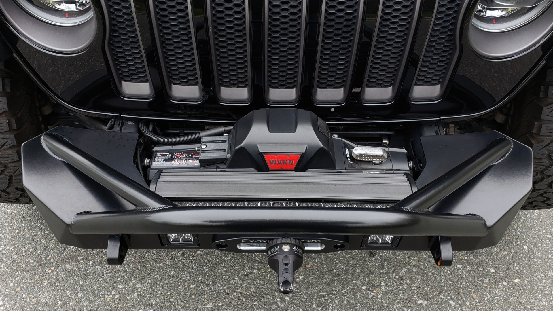 Used 2019 Jeep WRANGLER UNLIMITED RUBICON 4WD / V6 / 8-SPD AUTO / NAV / PWR TOP / REARVIEW for sale Sold at Formula Imports in Charlotte NC 28227 26