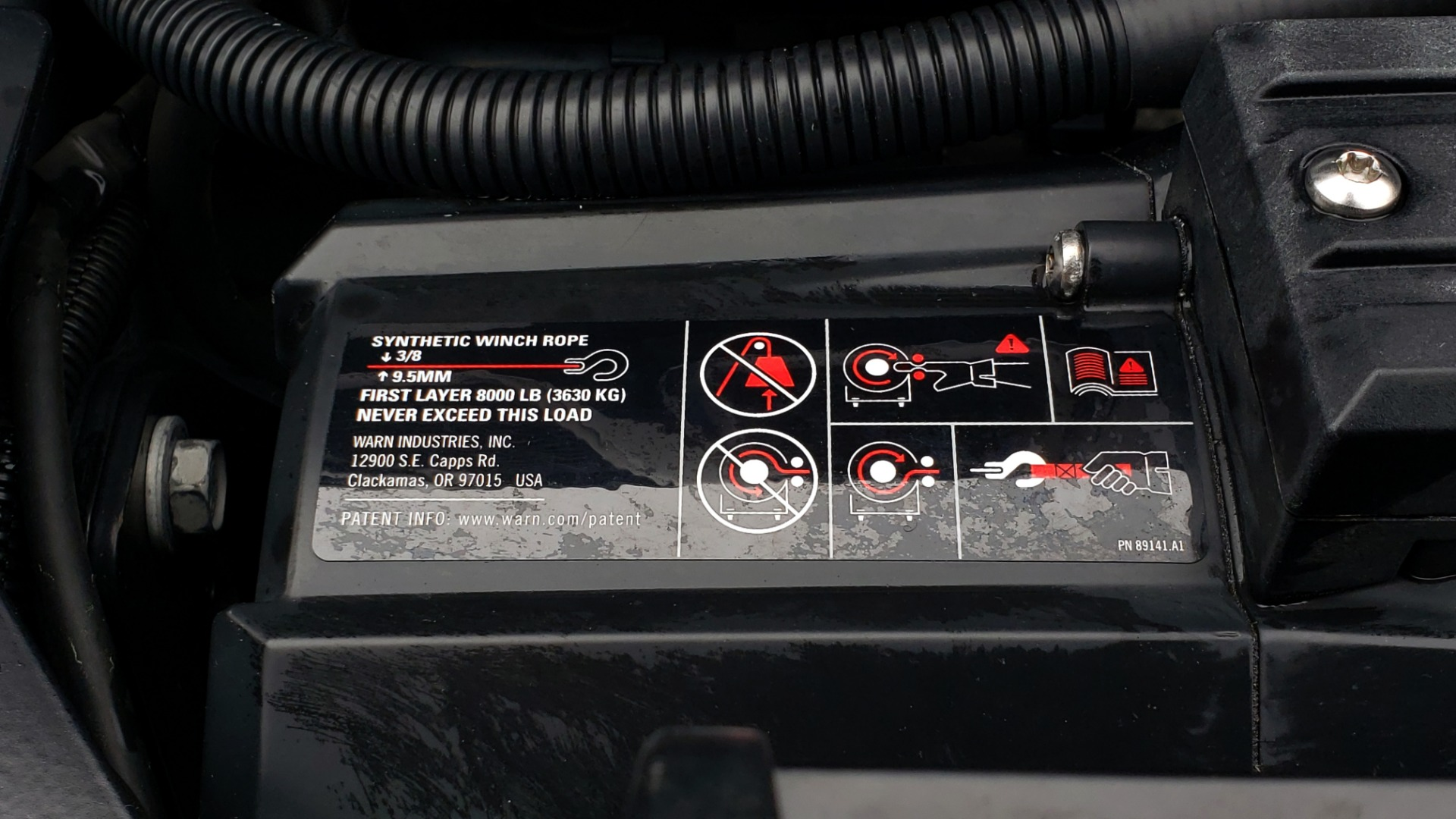 Used 2019 Jeep WRANGLER UNLIMITED RUBICON 4WD / V6 / 8-SPD AUTO / NAV / PWR TOP / REARVIEW for sale Sold at Formula Imports in Charlotte NC 28227 28