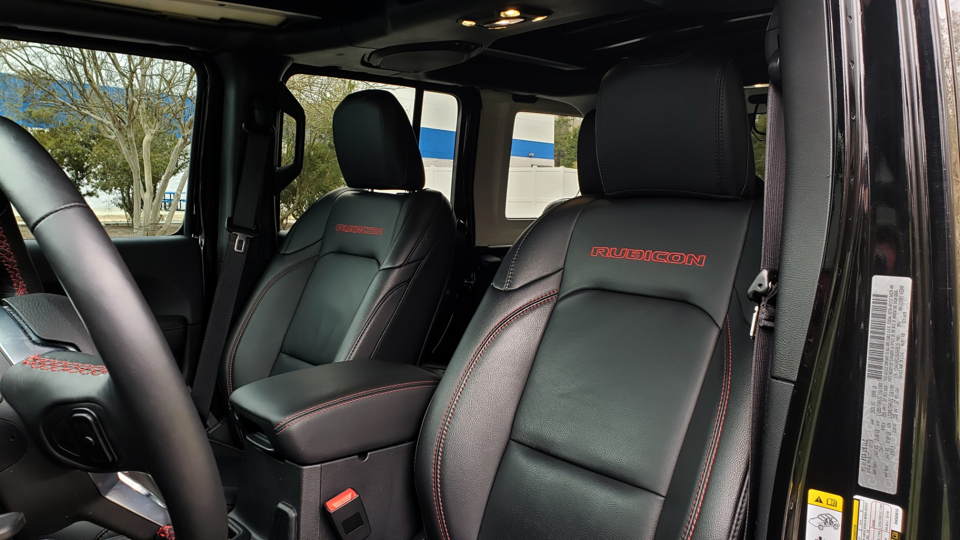 Used 2019 Jeep WRANGLER UNLIMITED RUBICON 4WD / V6 / 8-SPD AUTO / NAV / PWR TOP / REARVIEW for sale Sold at Formula Imports in Charlotte NC 28227 53