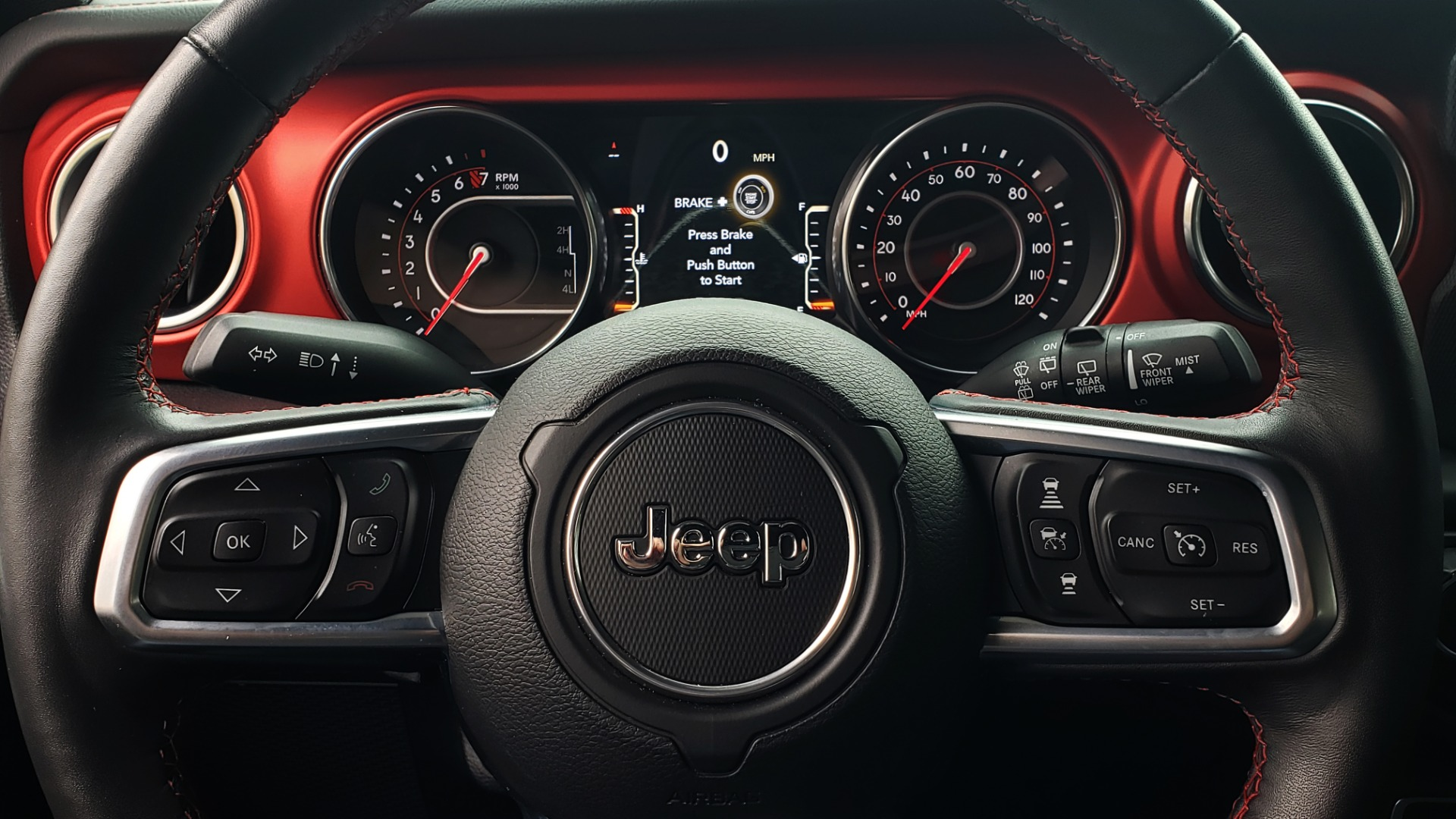 Used 2019 Jeep WRANGLER UNLIMITED RUBICON 4WD / V6 / 8-SPD AUTO / NAV / PWR TOP / REARVIEW for sale Sold at Formula Imports in Charlotte NC 28227 58