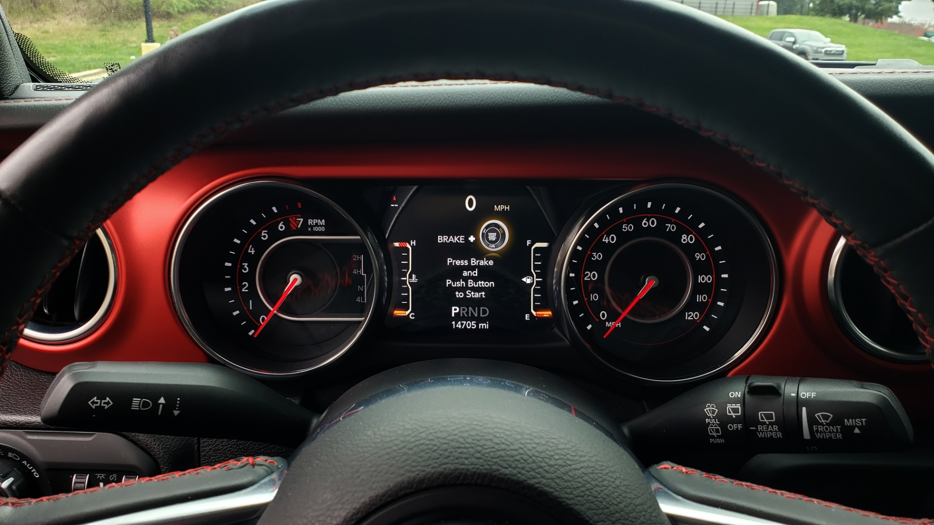 Used 2019 Jeep WRANGLER UNLIMITED RUBICON 4WD / V6 / 8-SPD AUTO / NAV / PWR TOP / REARVIEW for sale Sold at Formula Imports in Charlotte NC 28227 59