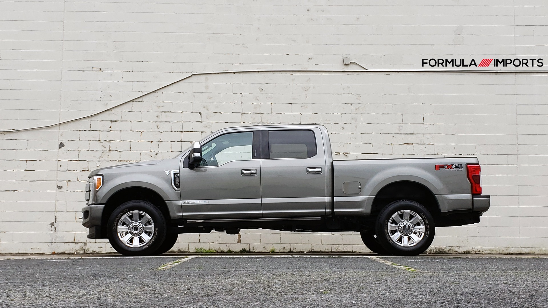 Used 2019 Ford SUPER DUTY F-250 SRW PLATINUM ULTIMATE / NAV / PANO-ROOF / REARVIEW for sale Sold at Formula Imports in Charlotte NC 28227 104