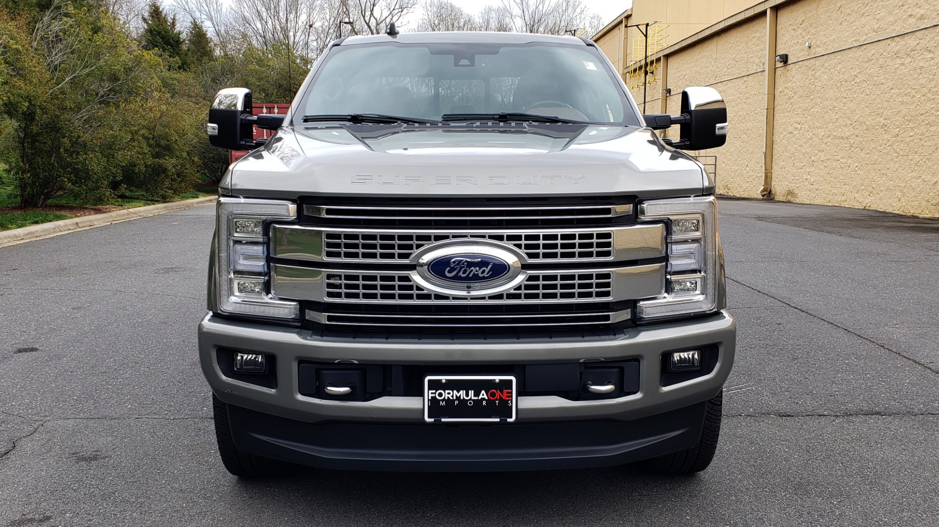 Used 2019 Ford SUPER DUTY F-250 SRW PLATINUM ULTIMATE / NAV / PANO-ROOF / REARVIEW for sale Sold at Formula Imports in Charlotte NC 28227 30