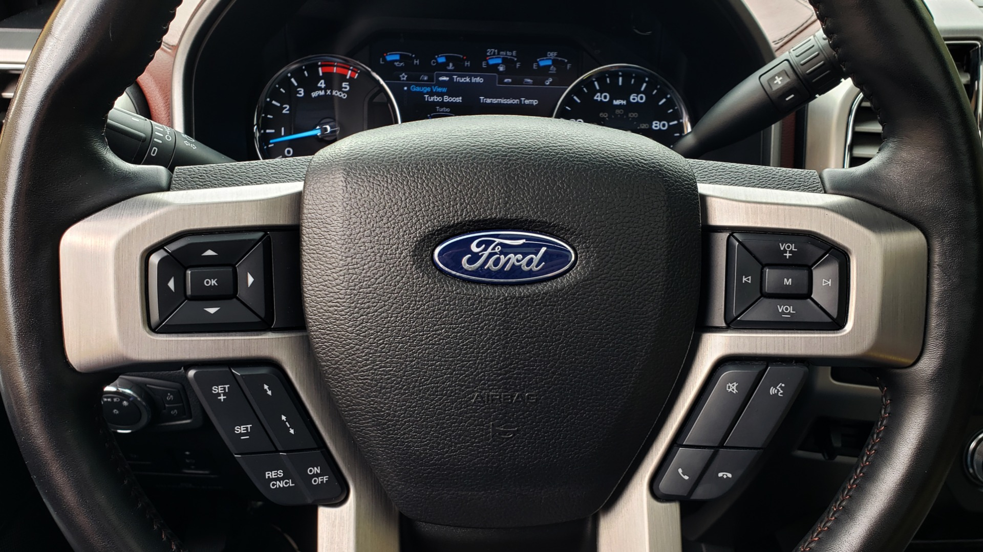 Used 2019 Ford SUPER DUTY F-250 SRW PLATINUM ULTIMATE / NAV / PANO-ROOF / REARVIEW for sale Sold at Formula Imports in Charlotte NC 28227 45