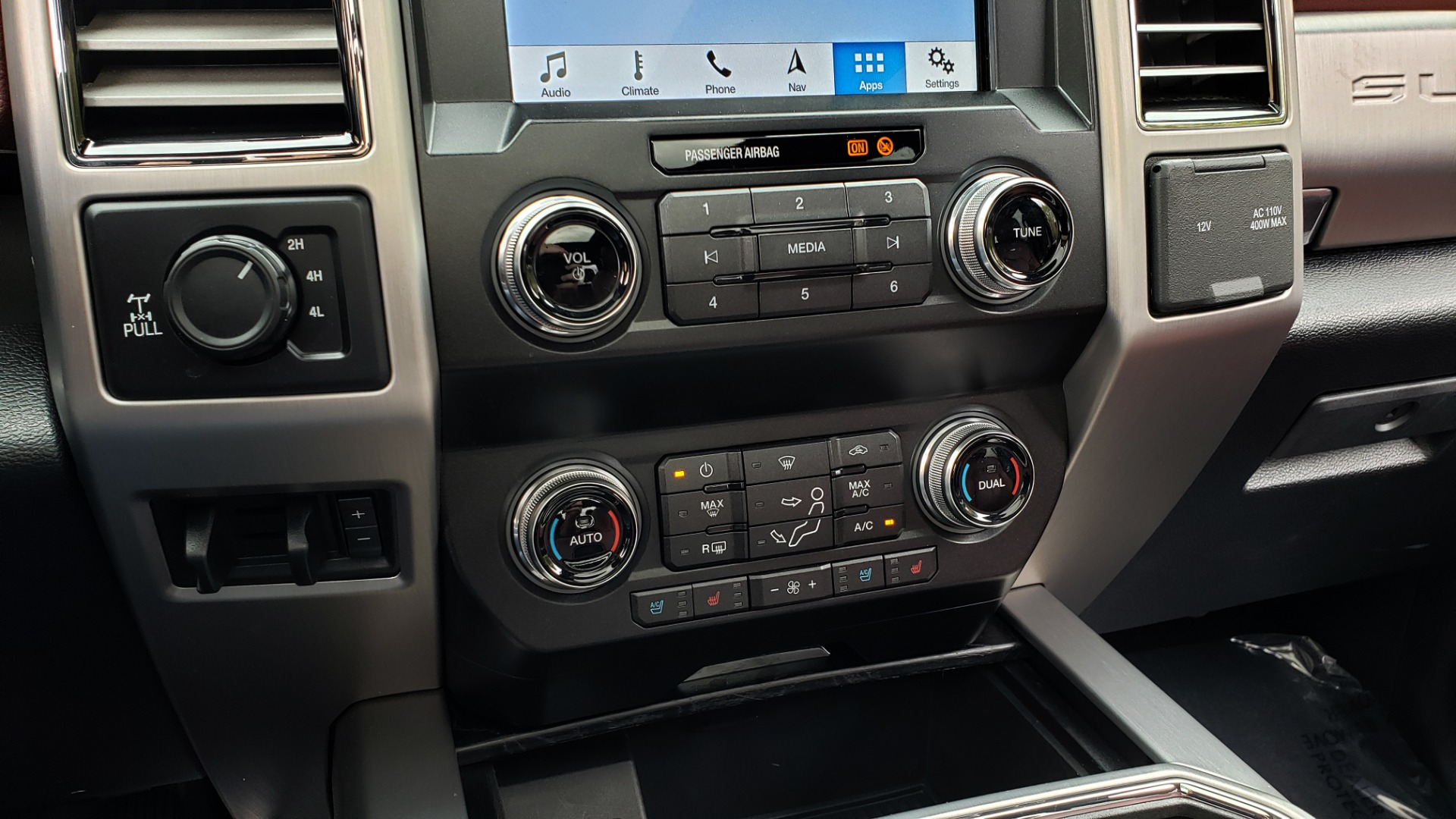 Used 2019 Ford SUPER DUTY F-250 SRW PLATINUM ULTIMATE / NAV / PANO-ROOF / REARVIEW for sale Sold at Formula Imports in Charlotte NC 28227 54