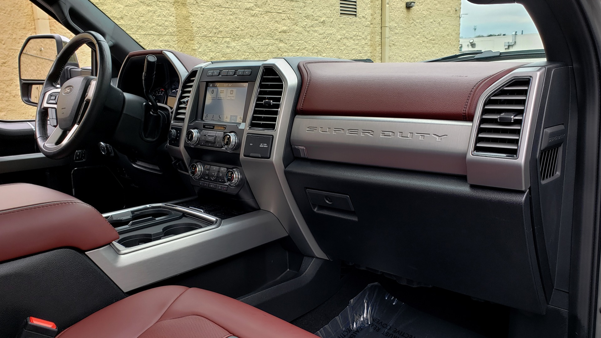 Used 2019 Ford SUPER DUTY F-250 SRW PLATINUM ULTIMATE / NAV / PANO-ROOF / REARVIEW for sale Sold at Formula Imports in Charlotte NC 28227 78