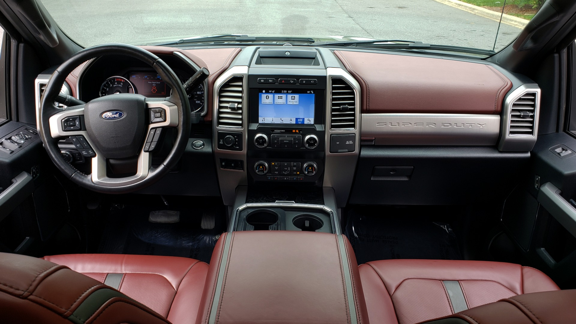 Used 2019 Ford SUPER DUTY F-250 SRW PLATINUM ULTIMATE / NAV / PANO-ROOF / REARVIEW for sale Sold at Formula Imports in Charlotte NC 28227 88