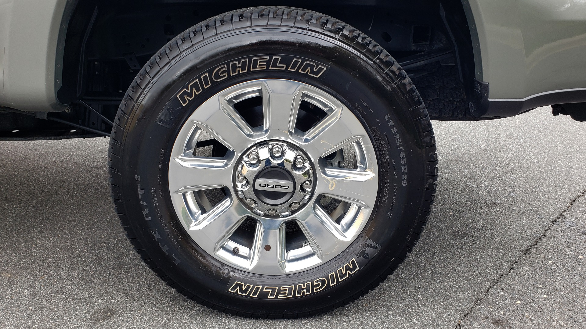 Used 2019 Ford SUPER DUTY F-250 SRW PLATINUM ULTIMATE / NAV / PANO-ROOF / REARVIEW for sale Sold at Formula Imports in Charlotte NC 28227 91