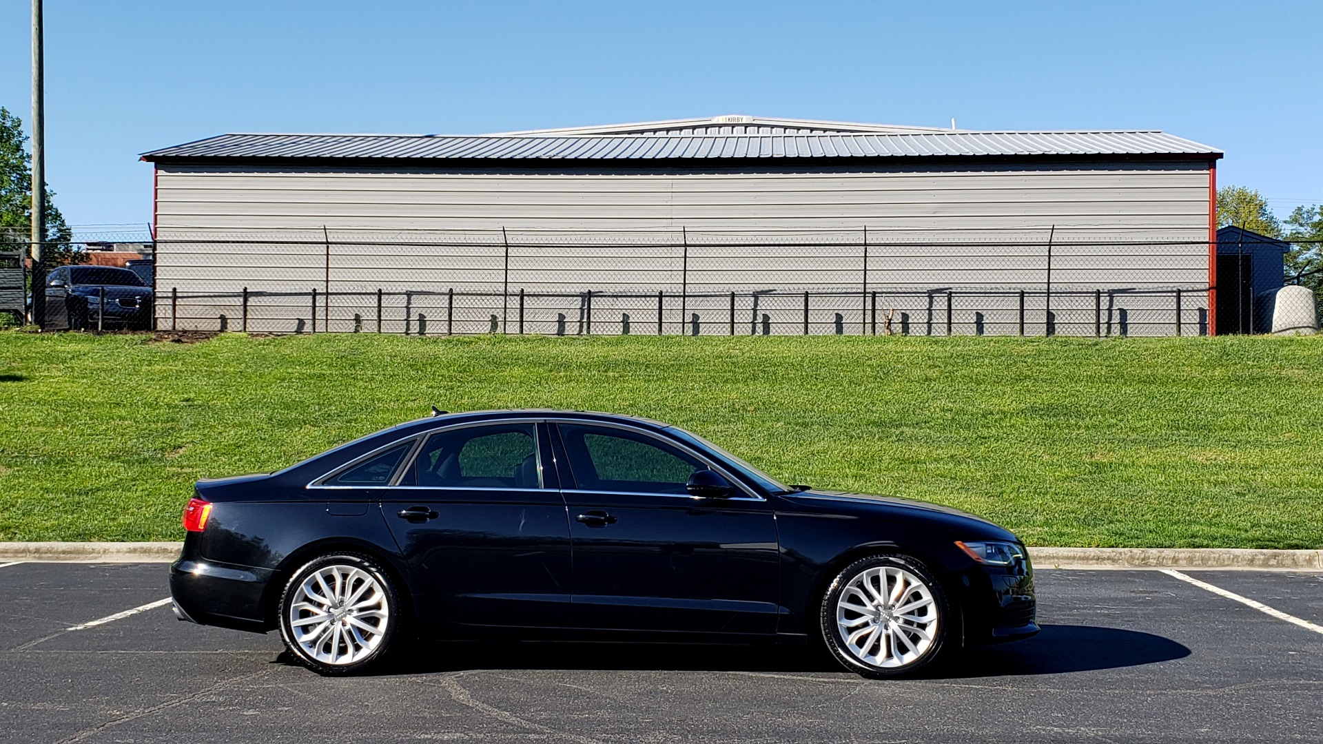 Used 2012 Audi A6 2.0T PREMIUM PLUS / NAV / SNRF / CVT TRANS / REARVIEW for sale Sold at Formula Imports in Charlotte NC 28227 10