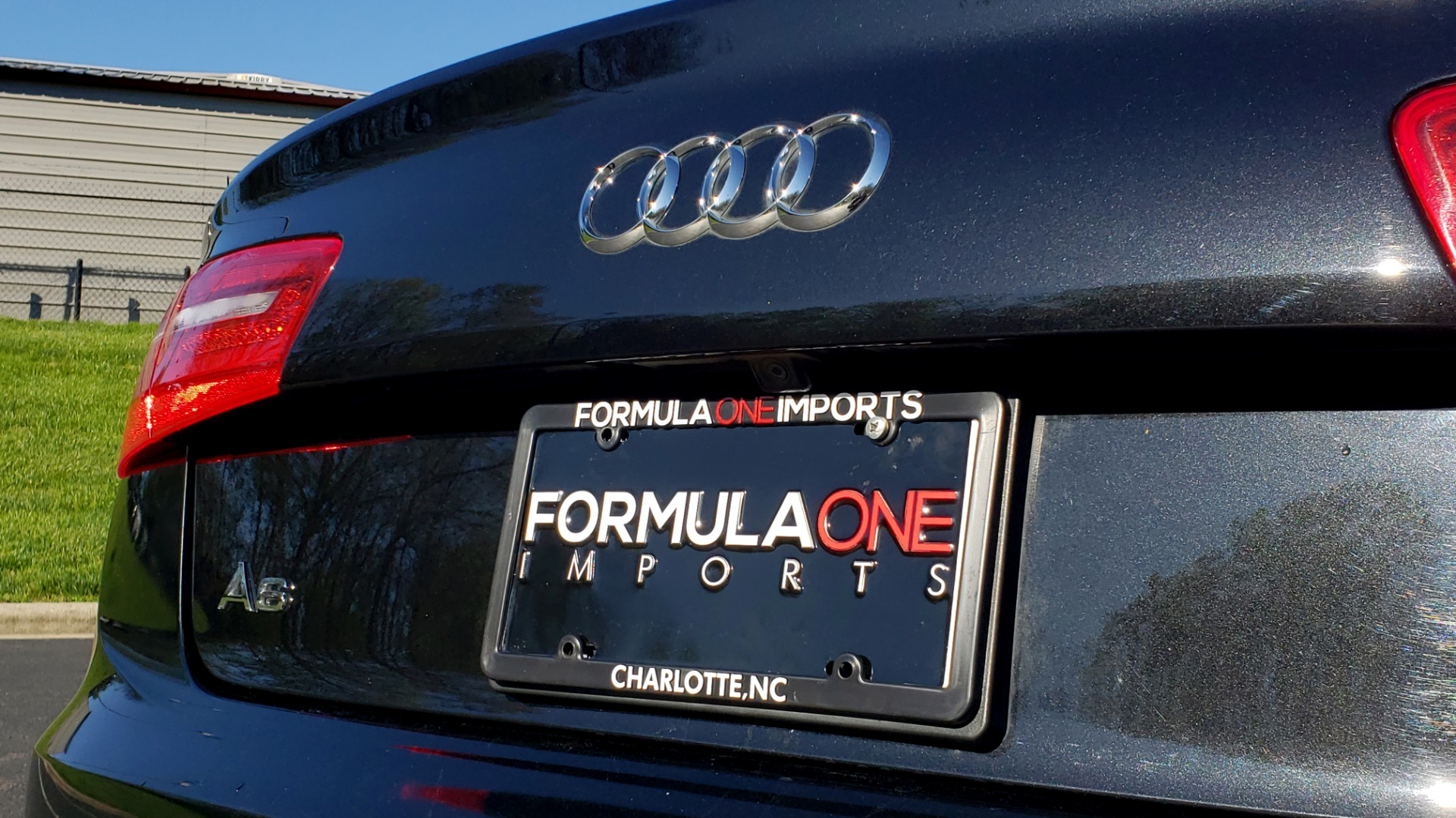 Used 2012 Audi A6 2.0T PREMIUM PLUS / NAV / SNRF / CVT TRANS / REARVIEW for sale Sold at Formula Imports in Charlotte NC 28227 23