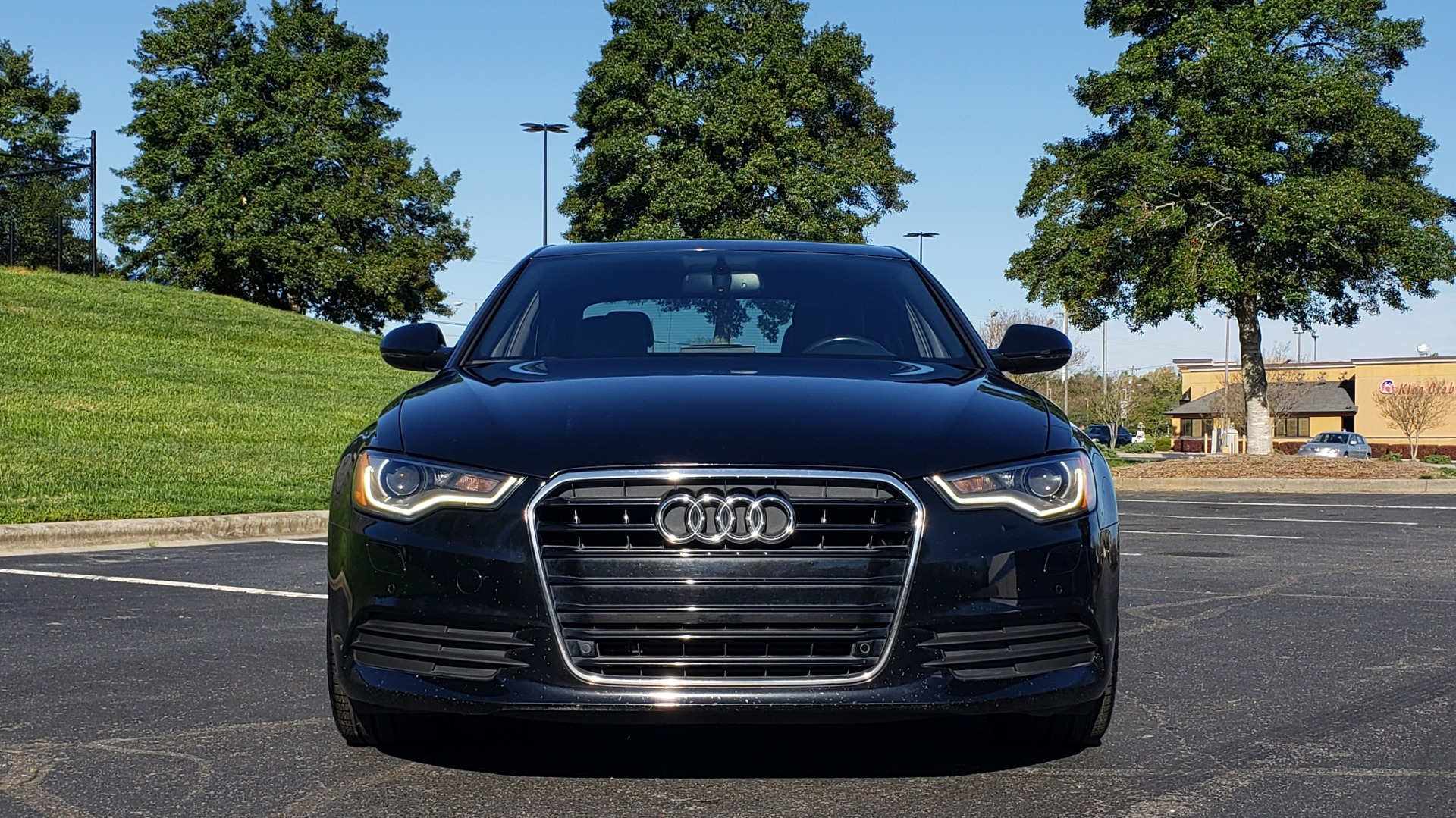 Used 2012 Audi A6 2.0T PREMIUM PLUS / NAV / SNRF / CVT TRANS / REARVIEW for sale Sold at Formula Imports in Charlotte NC 28227 24