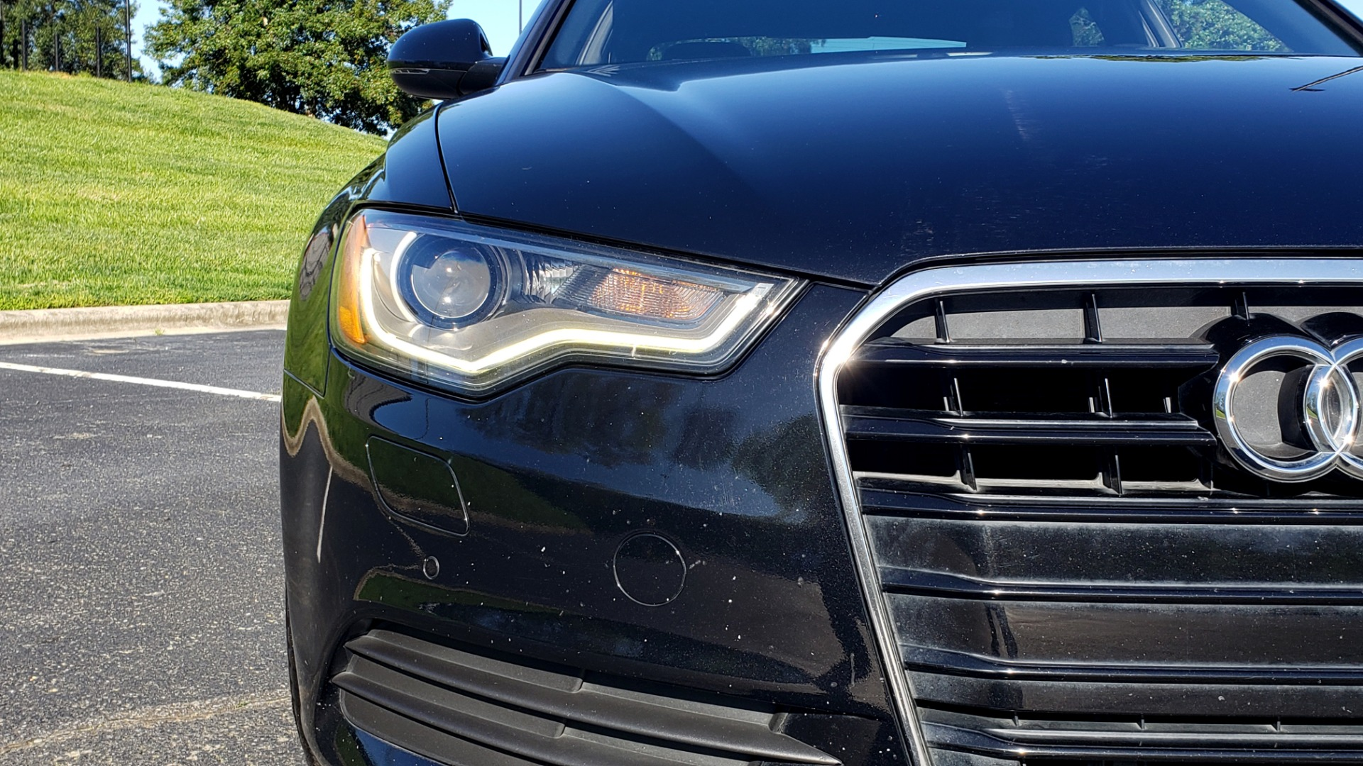 Used 2012 Audi A6 2.0T PREMIUM PLUS / NAV / SNRF / CVT TRANS / REARVIEW for sale Sold at Formula Imports in Charlotte NC 28227 25