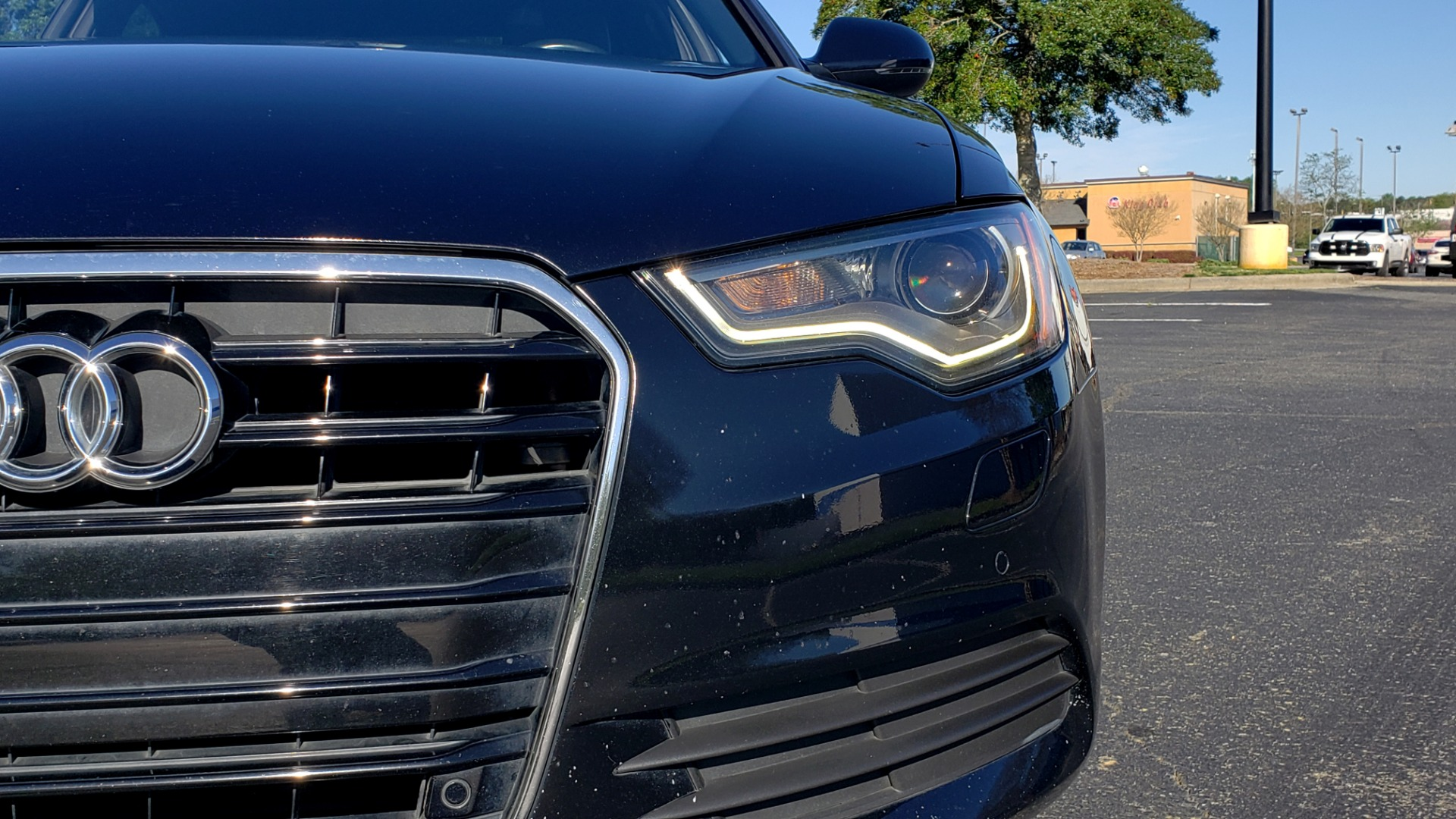 Used 2012 Audi A6 2.0T PREMIUM PLUS / NAV / SNRF / CVT TRANS / REARVIEW for sale Sold at Formula Imports in Charlotte NC 28227 26