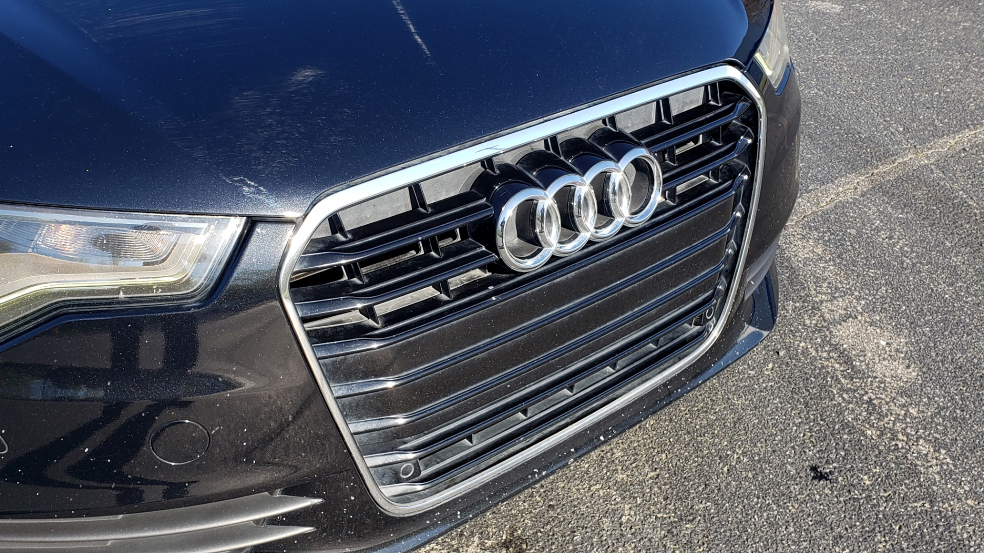 Used 2012 Audi A6 2.0T PREMIUM PLUS / NAV / SNRF / CVT TRANS / REARVIEW for sale Sold at Formula Imports in Charlotte NC 28227 27