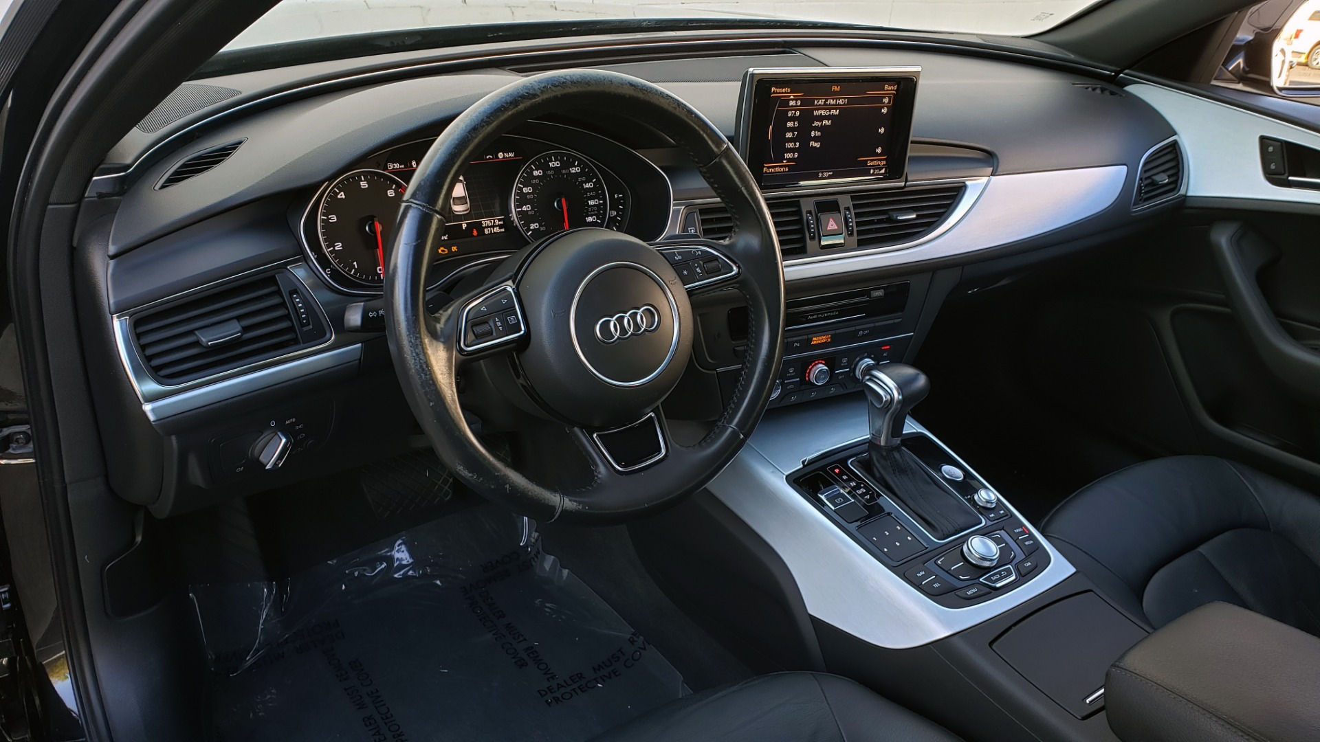 Used 2012 Audi A6 2.0T PREMIUM PLUS / NAV / SNRF / CVT TRANS / REARVIEW for sale Sold at Formula Imports in Charlotte NC 28227 38