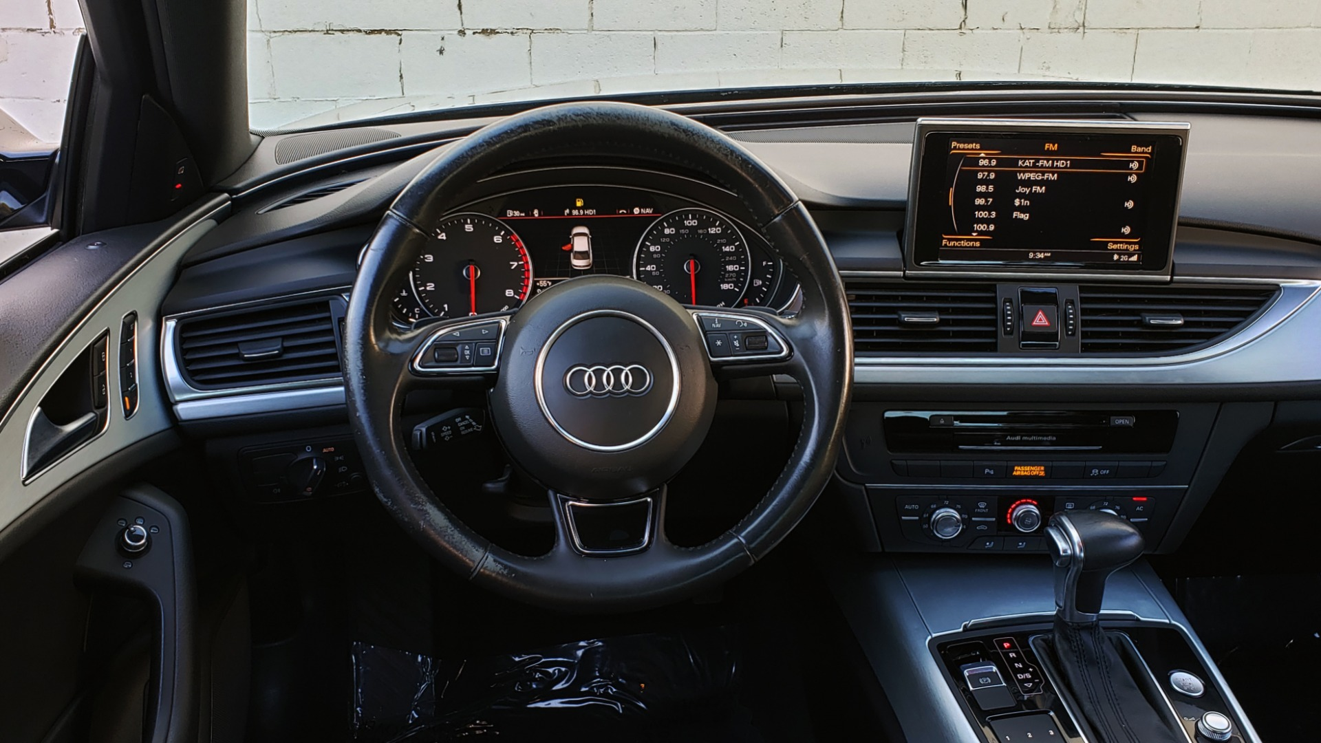 Used 2012 Audi A6 2.0T PREMIUM PLUS / NAV / SNRF / CVT TRANS / REARVIEW for sale Sold at Formula Imports in Charlotte NC 28227 39
