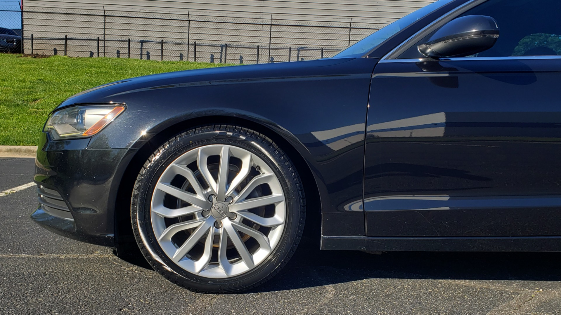 Used 2012 Audi A6 2.0T PREMIUM PLUS / NAV / SNRF / CVT TRANS / REARVIEW for sale Sold at Formula Imports in Charlotte NC 28227 6