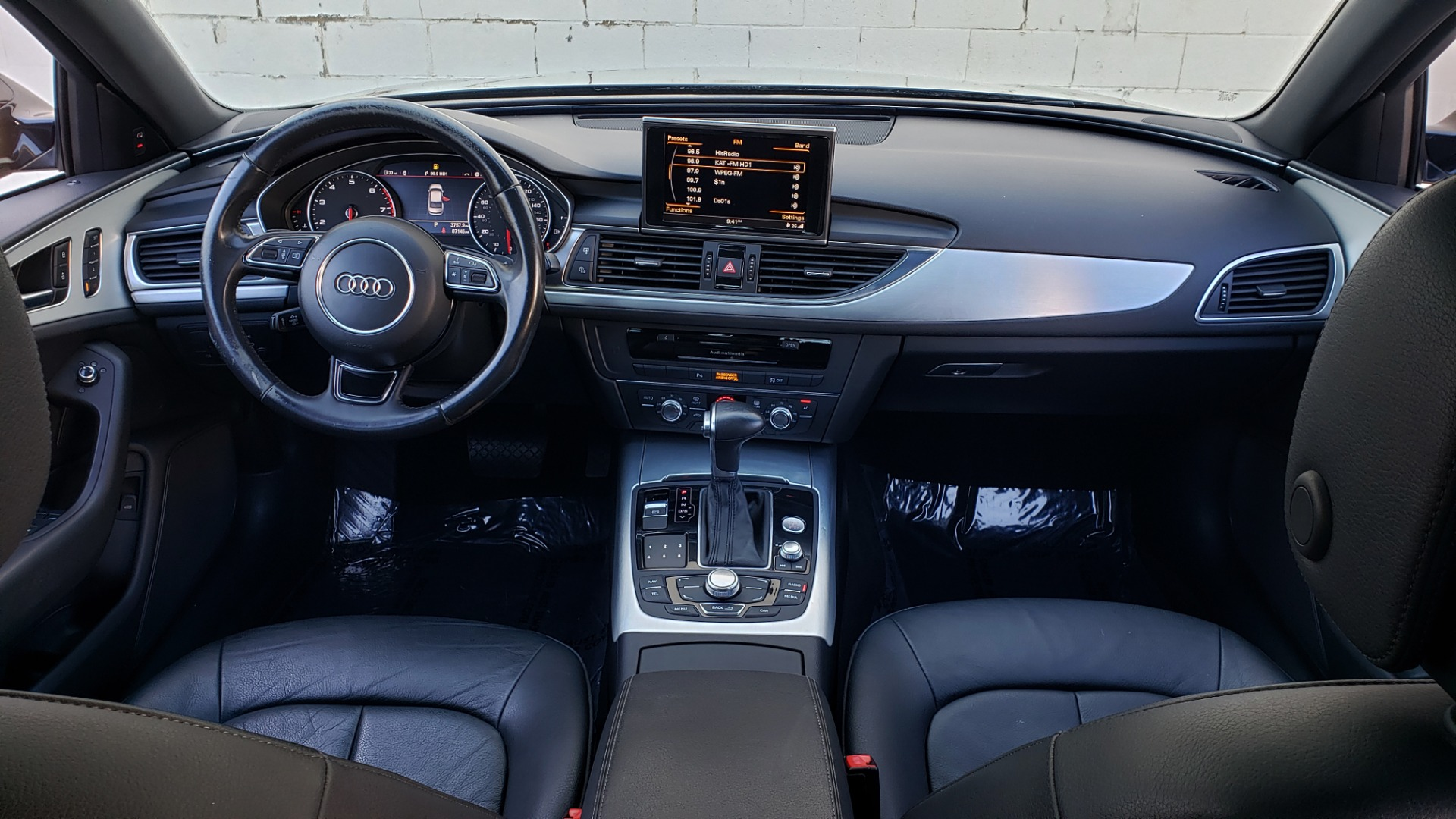 Used 2012 Audi A6 2.0T PREMIUM PLUS / NAV / SNRF / CVT TRANS / REARVIEW for sale Sold at Formula Imports in Charlotte NC 28227 79