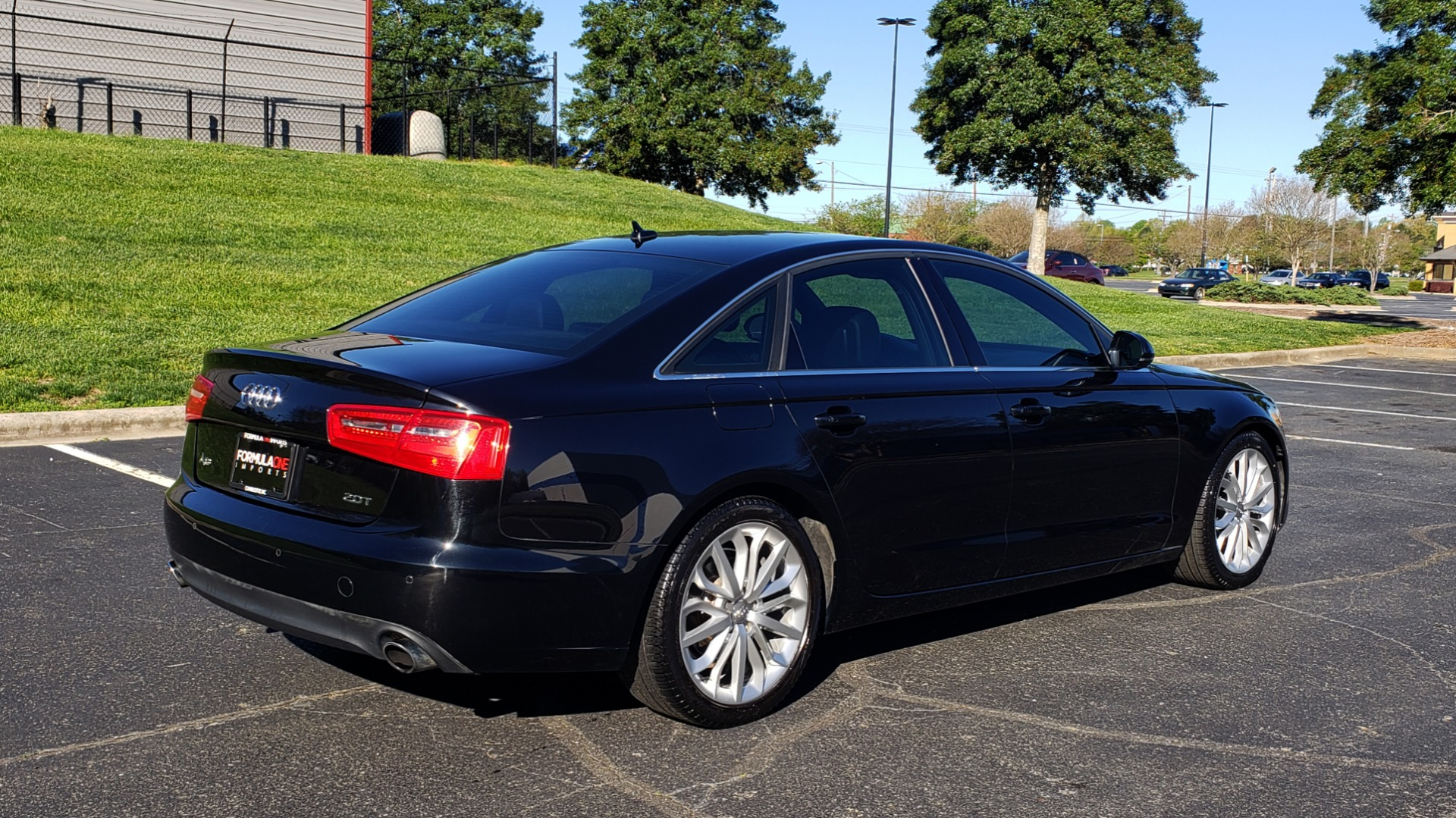 Used 2012 Audi A6 2.0T PREMIUM PLUS / NAV / SNRF / CVT TRANS / REARVIEW for sale Sold at Formula Imports in Charlotte NC 28227 9