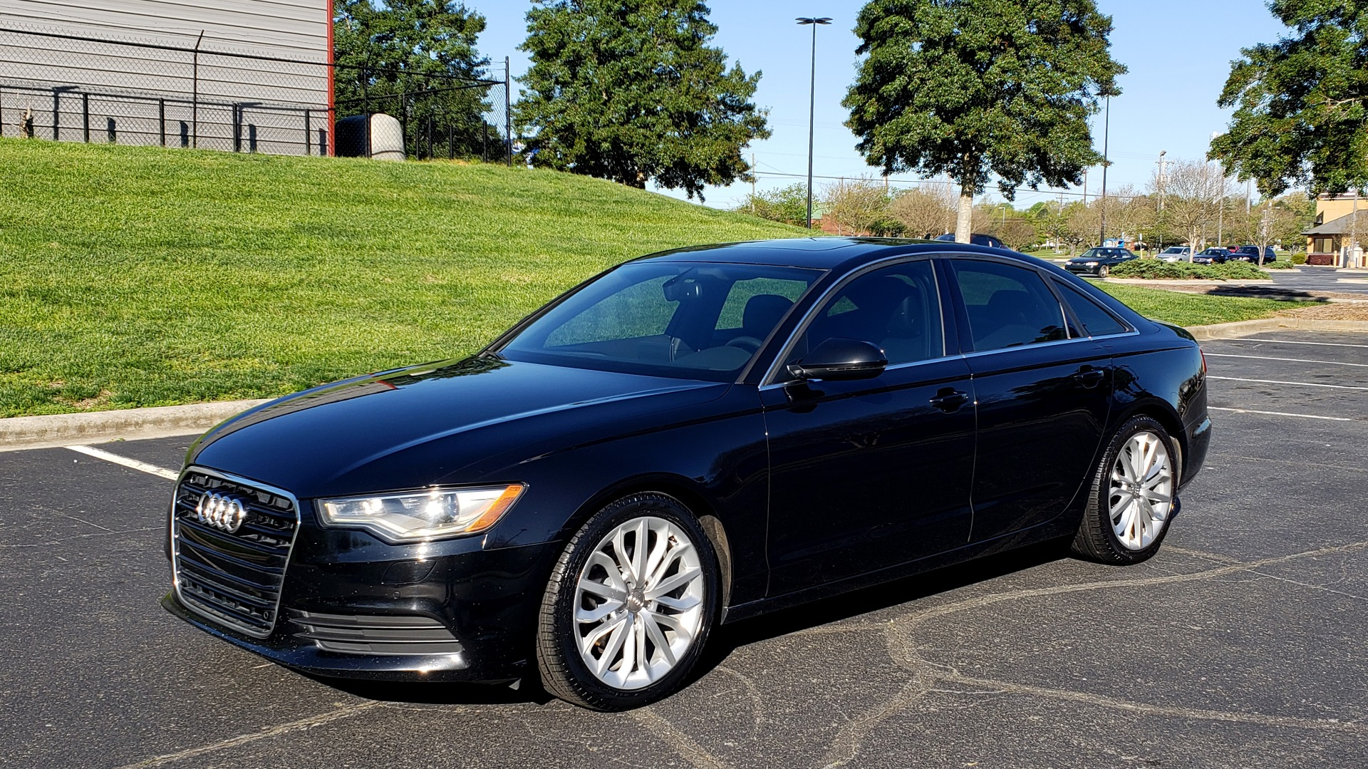 Used 2012 Audi A6 2.0T PREMIUM PLUS / NAV / SNRF / CVT TRANS / REARVIEW for sale Sold at Formula Imports in Charlotte NC 28227 1