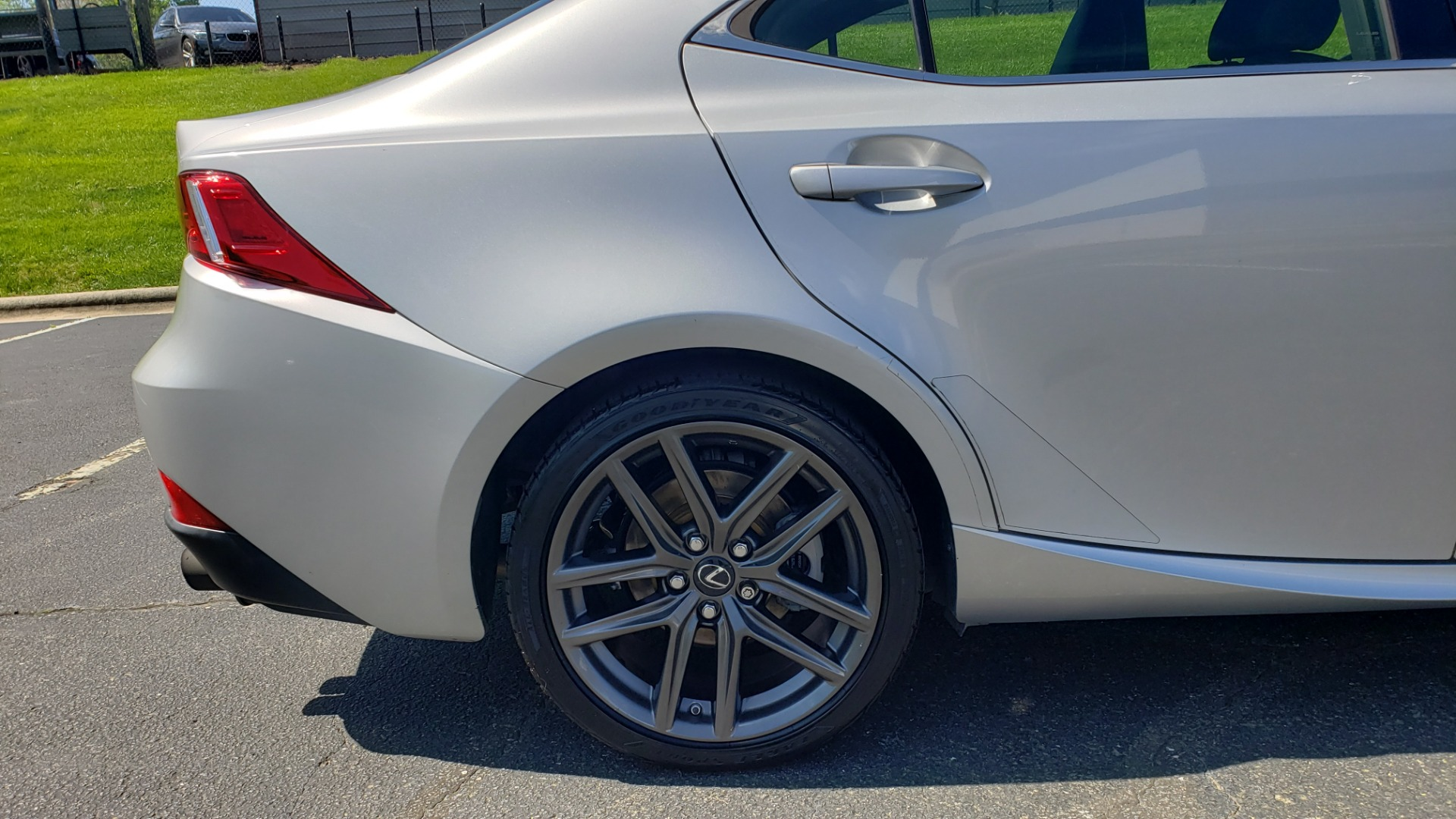 Used 2015 Lexus IS 250 F-SPORT / BSM / SUNROOF / VENT SEATS / REARVIEW for sale Sold at Formula Imports in Charlotte NC 28227 11