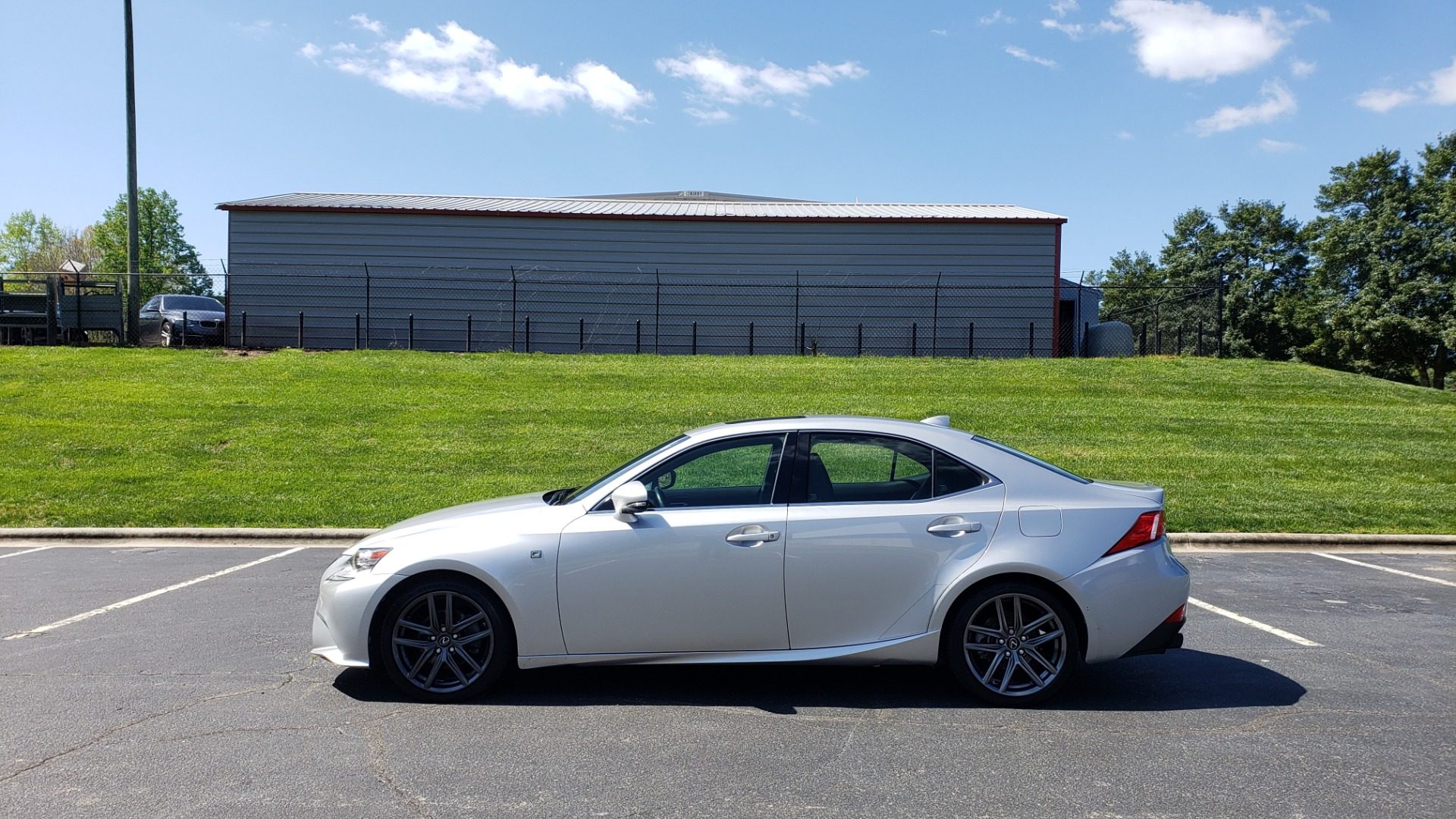 Used 2015 Lexus IS 250 F-SPORT / BSM / SUNROOF / VENT SEATS / REARVIEW for sale Sold at Formula Imports in Charlotte NC 28227 2