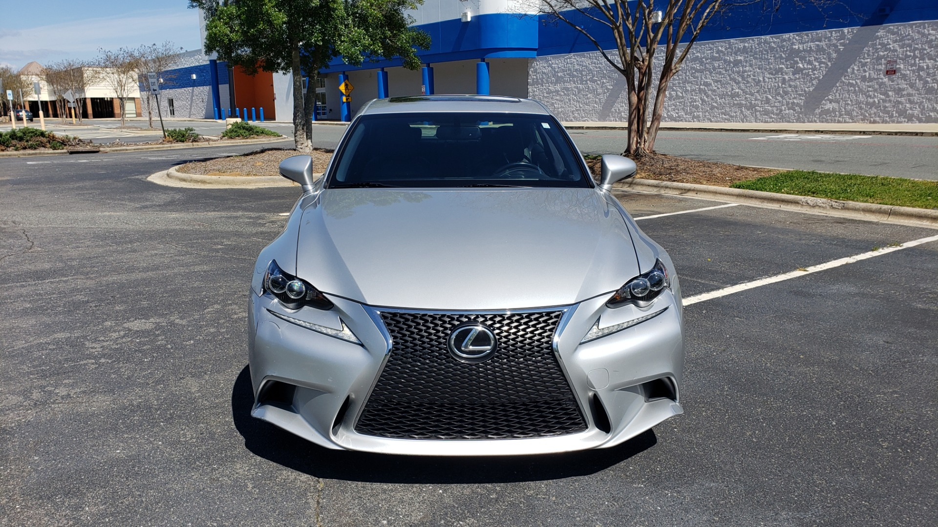Used 2015 Lexus IS 250 F-SPORT / BSM / SUNROOF / VENT SEATS / REARVIEW for sale Sold at Formula Imports in Charlotte NC 28227 23