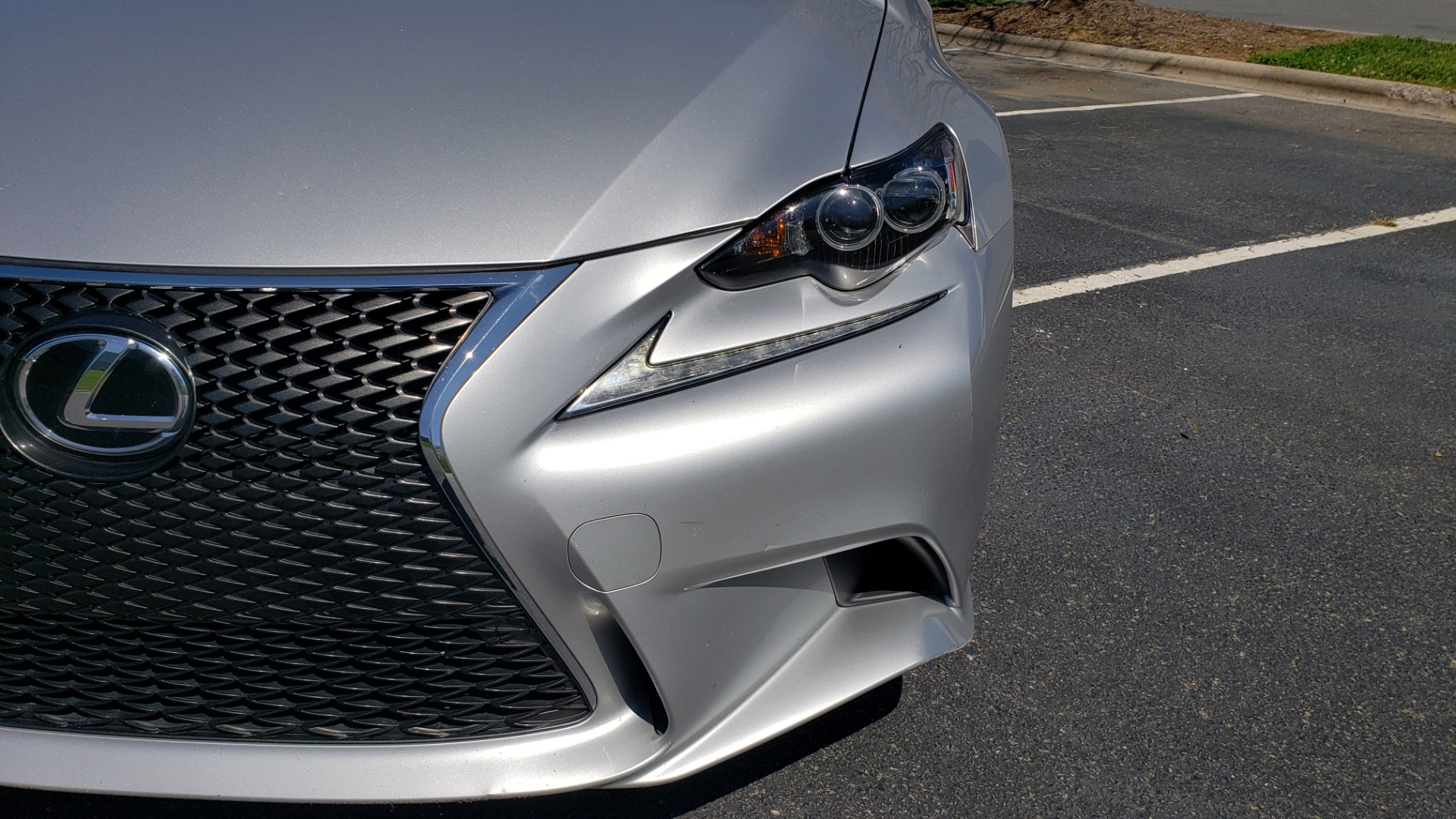 Used 2015 Lexus IS 250 F-SPORT / BSM / SUNROOF / VENT SEATS / REARVIEW for sale Sold at Formula Imports in Charlotte NC 28227 25