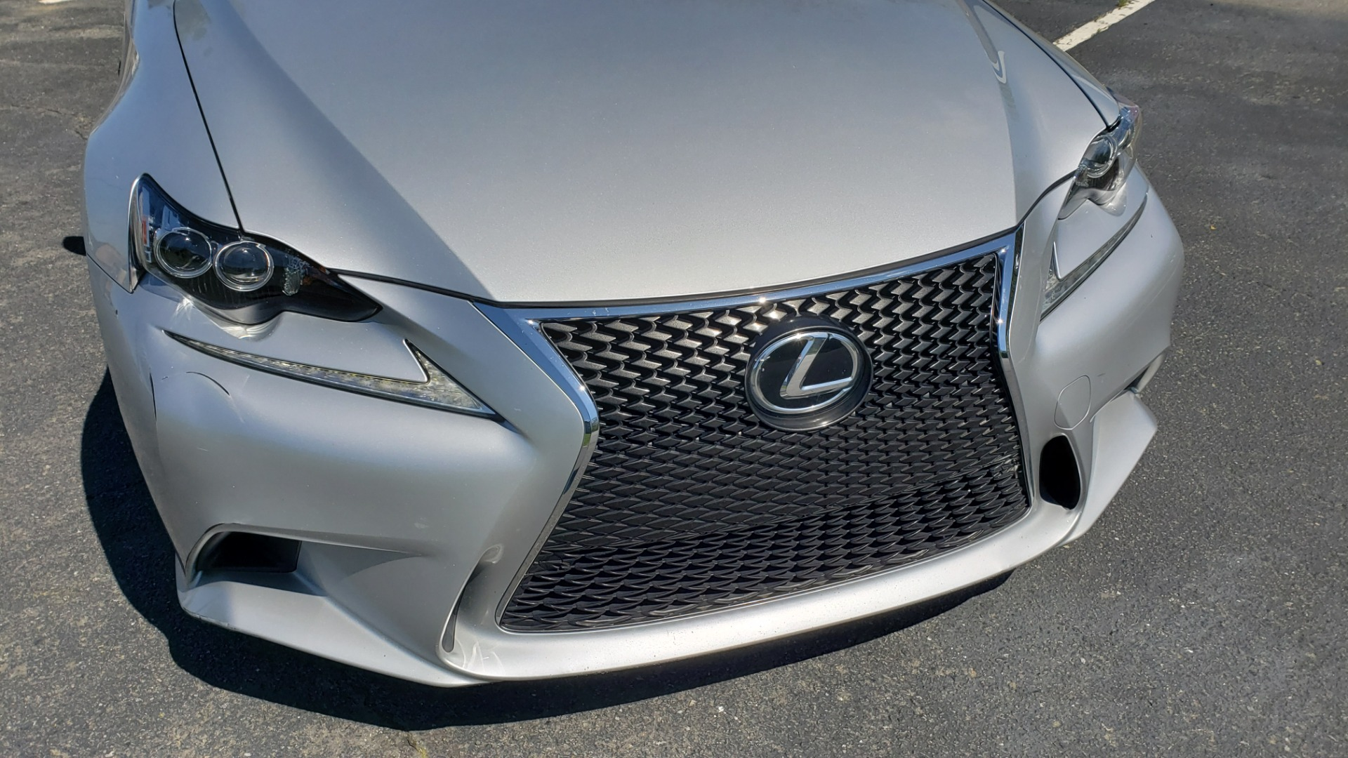 Used 2015 Lexus IS 250 F-SPORT / BSM / SUNROOF / VENT SEATS / REARVIEW for sale Sold at Formula Imports in Charlotte NC 28227 26