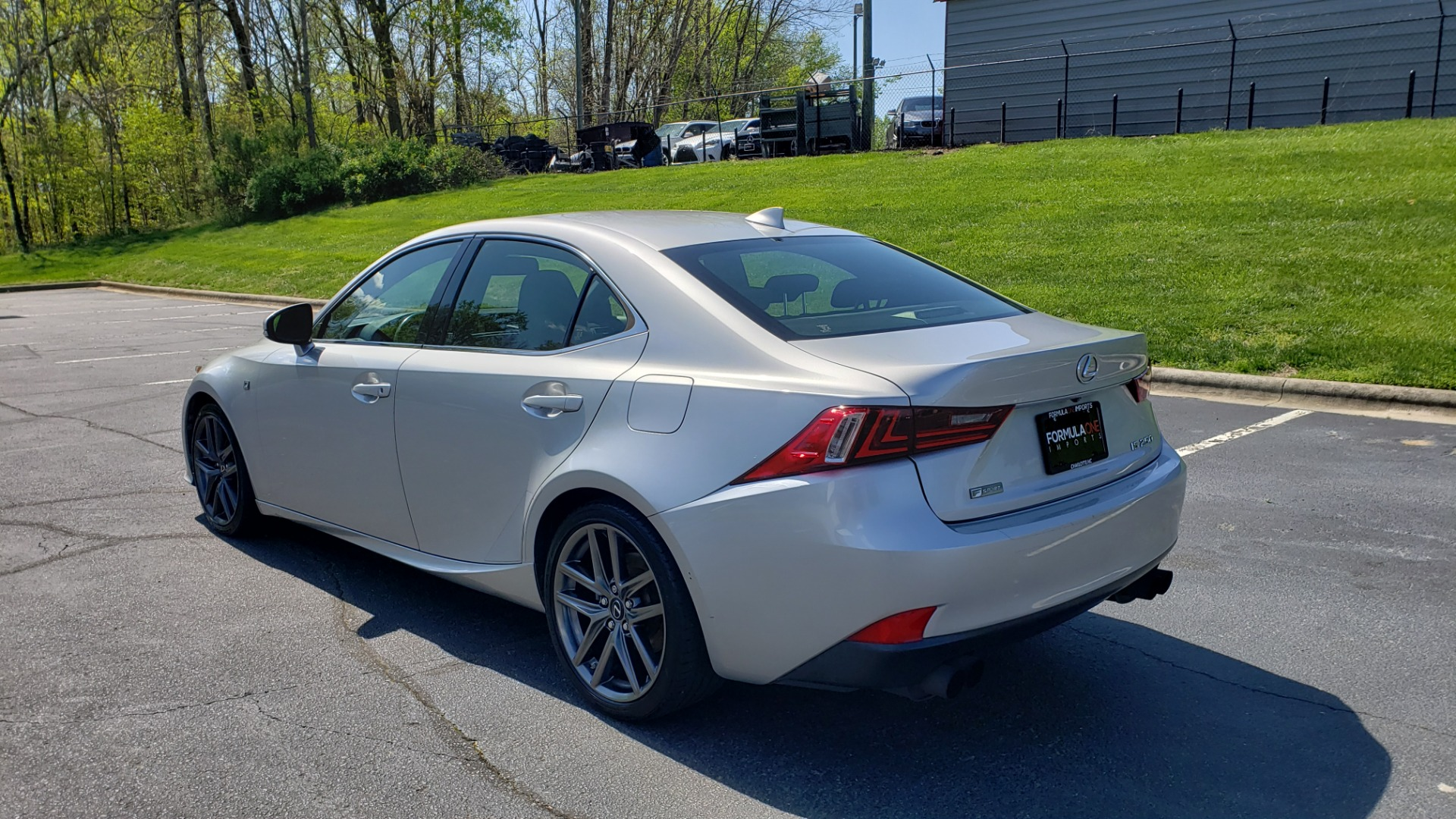 Used 2015 Lexus IS 250 F-SPORT / BSM / SUNROOF / VENT SEATS / REARVIEW for sale Sold at Formula Imports in Charlotte NC 28227 3