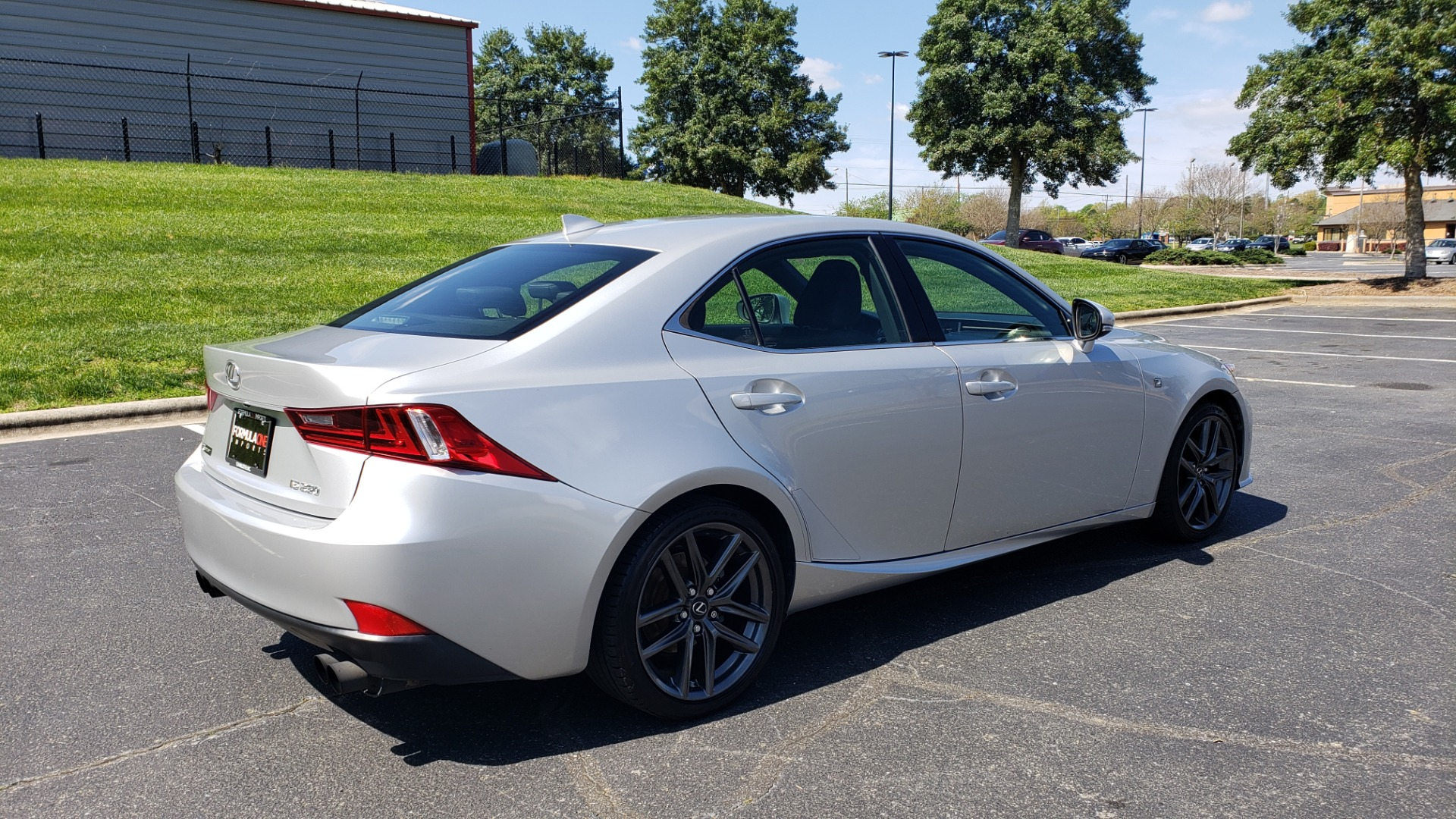 Used 2015 Lexus IS 250 F-SPORT / BSM / SUNROOF / VENT SEATS / REARVIEW for sale Sold at Formula Imports in Charlotte NC 28227 6