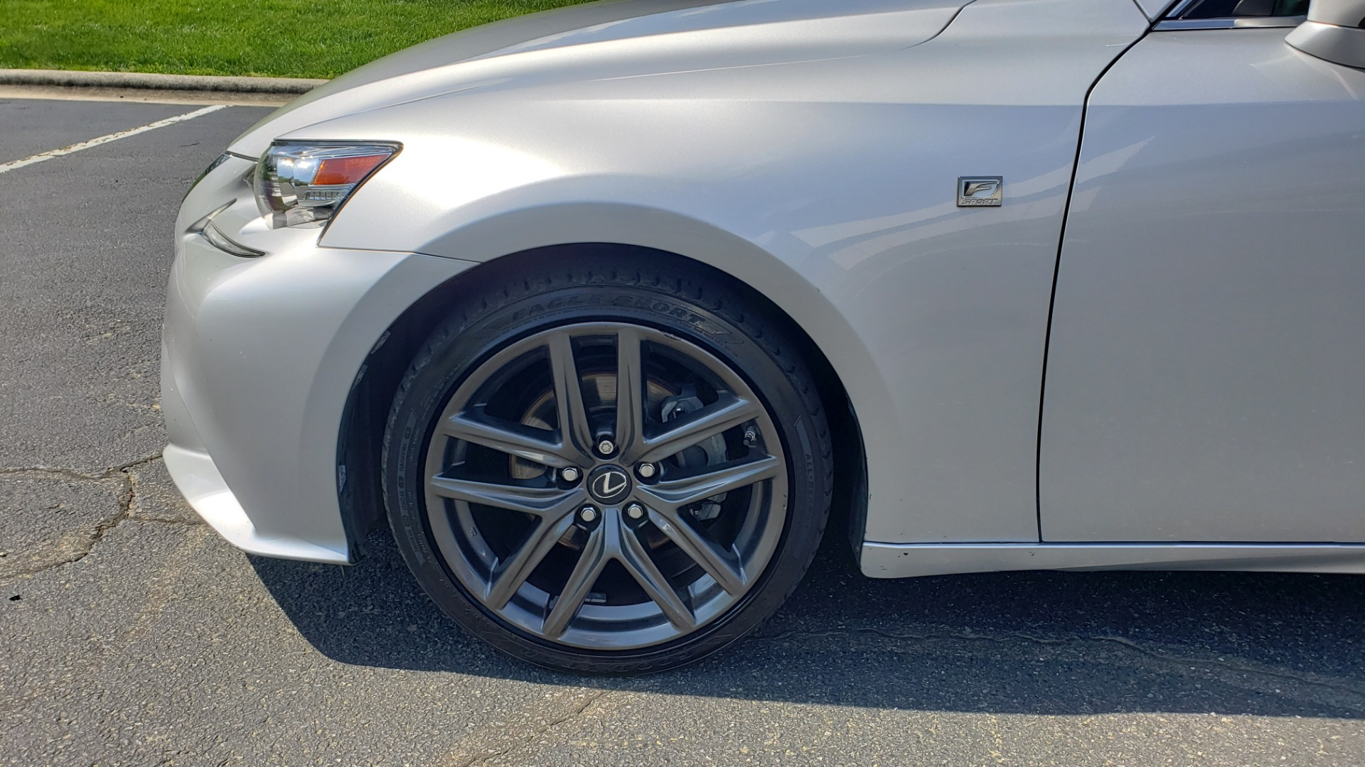 Used 2015 Lexus IS 250 F-SPORT / BSM / SUNROOF / VENT SEATS / REARVIEW for sale Sold at Formula Imports in Charlotte NC 28227 9