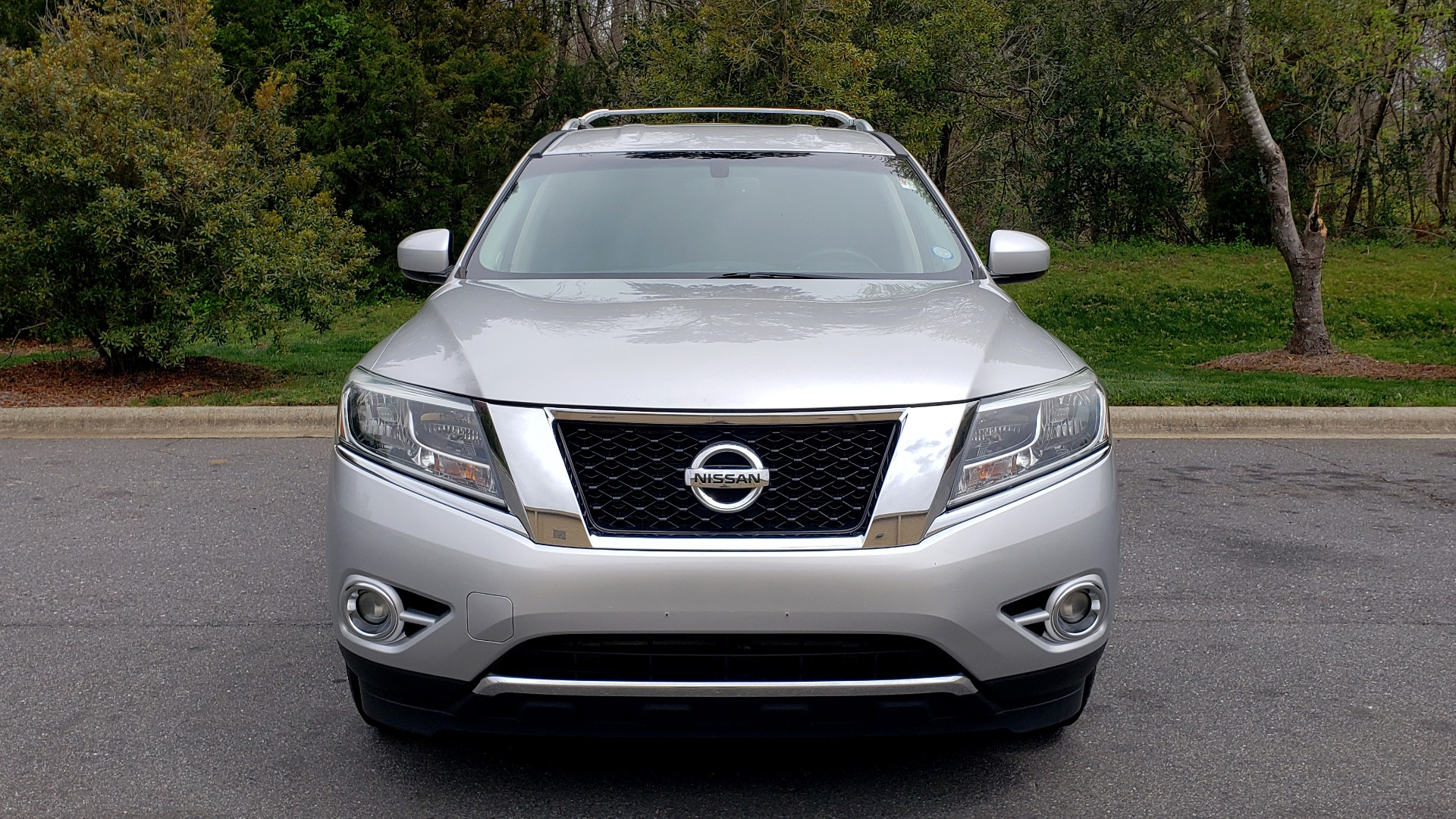 Used 2014 Nissan PATHFINDER SL TECH PKG / 4WD / NAV / SUNROOF / REARVIEW / 3-ROW for sale Sold at Formula Imports in Charlotte NC 28227 23