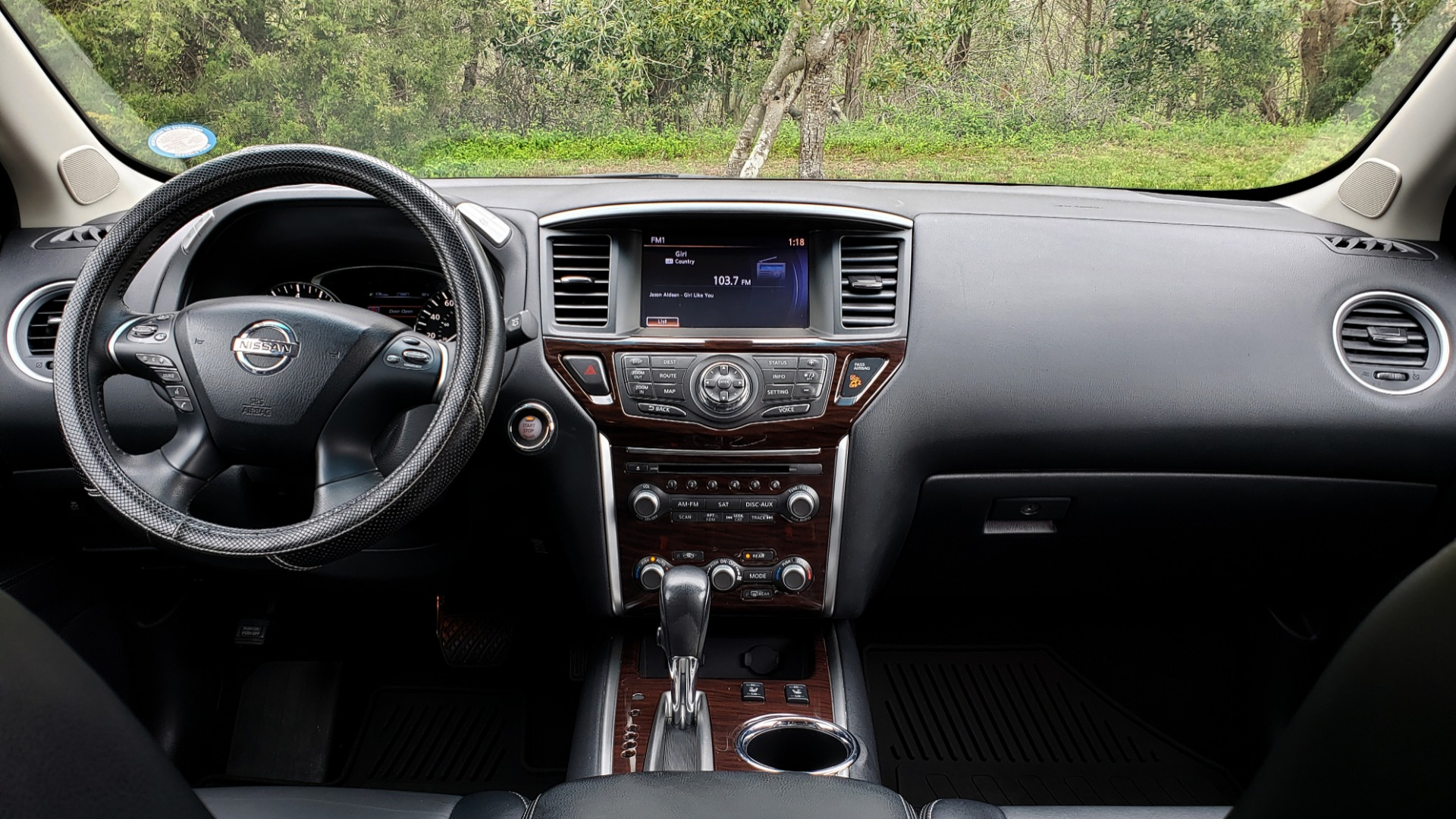 Used 2014 Nissan PATHFINDER SL TECH PKG / 4WD / NAV / SUNROOF / REARVIEW / 3-ROW for sale Sold at Formula Imports in Charlotte NC 28227 85