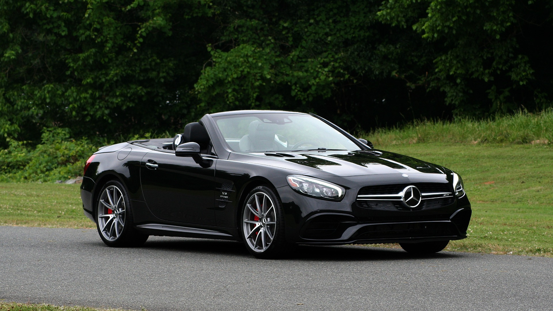 Used 2017 Mercedes-Benz SL 63 AMG / ROADSTER / DRIVER ASSIST / NAV / CAMERA for sale Sold at Formula Imports in Charlotte NC 28227 11