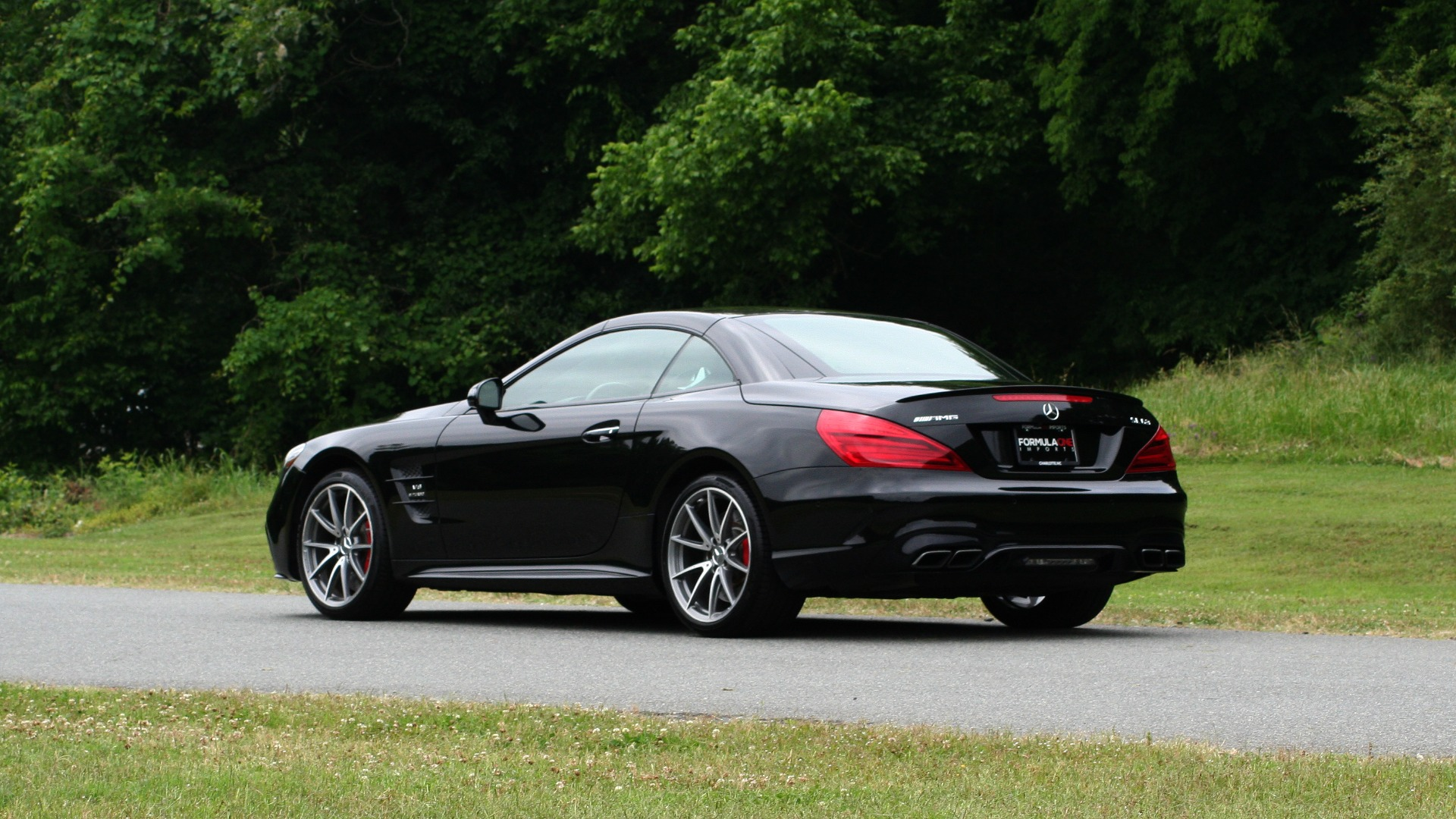 Used 2017 Mercedes-Benz SL 63 AMG / ROADSTER / DRIVER ASSIST / NAV / CAMERA for sale Sold at Formula Imports in Charlotte NC 28227 18