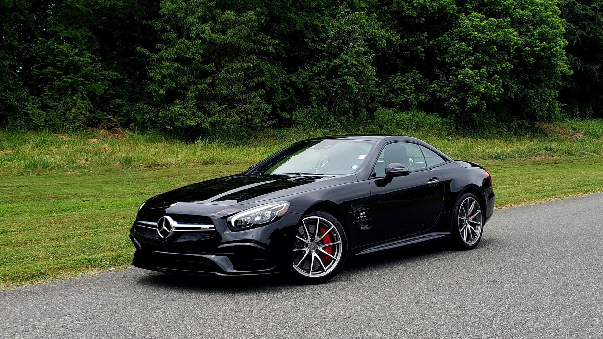 Used 2017 Mercedes-Benz SL 63 AMG / ROADSTER / DRIVER ASSIST / NAV / CAMERA for sale Sold at Formula Imports in Charlotte NC 28227 19