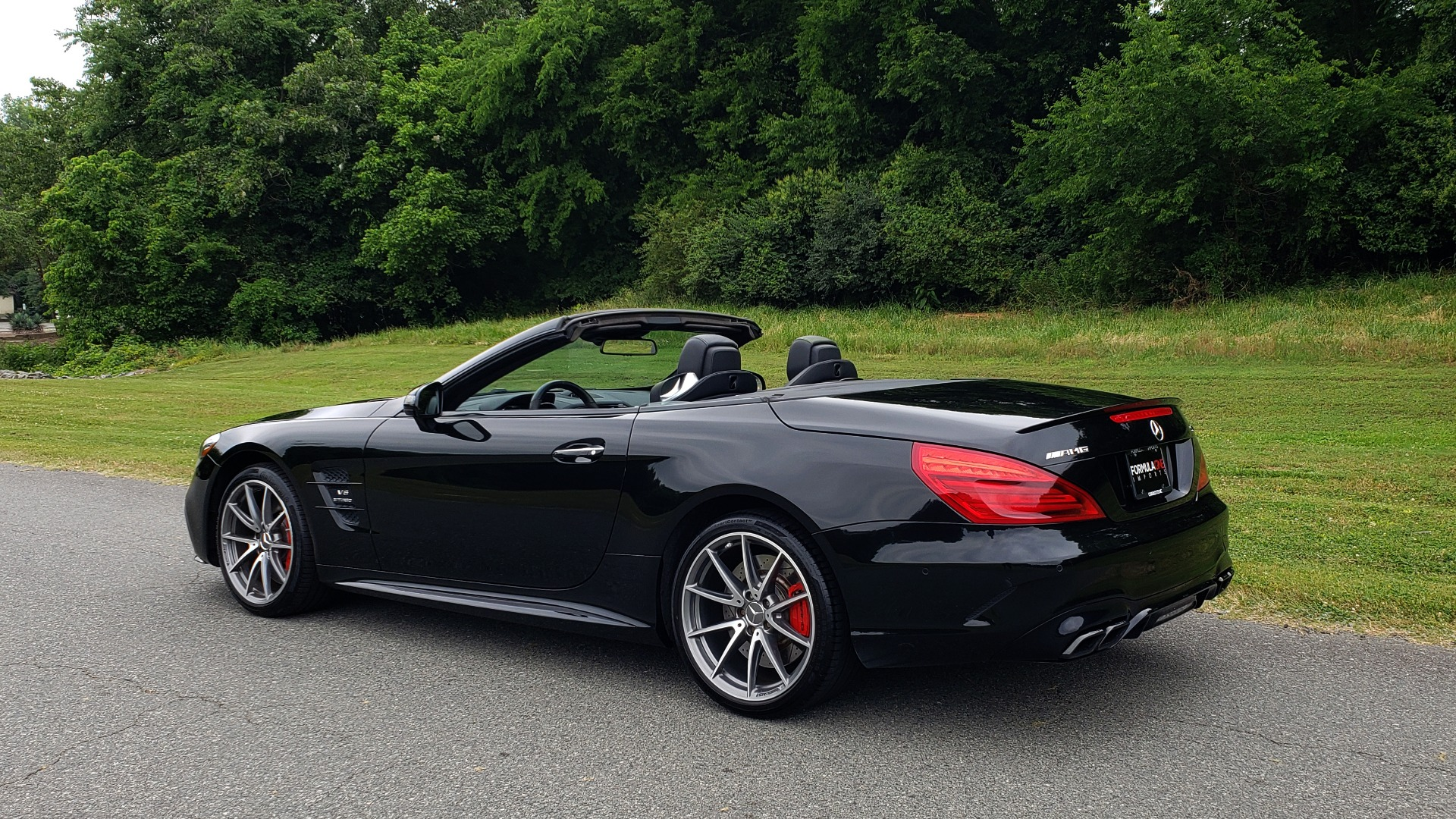 Used 2017 Mercedes-Benz SL 63 AMG / ROADSTER / DRIVER ASSIST / NAV / CAMERA for sale Sold at Formula Imports in Charlotte NC 28227 23