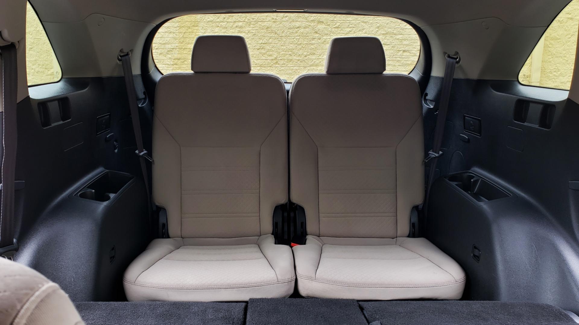 Used 2017 Kia SORENTO LX CONV PKG / FWD / ADVANCED TECH / 3-ROW for sale Sold at Formula Imports in Charlotte NC 28227 65