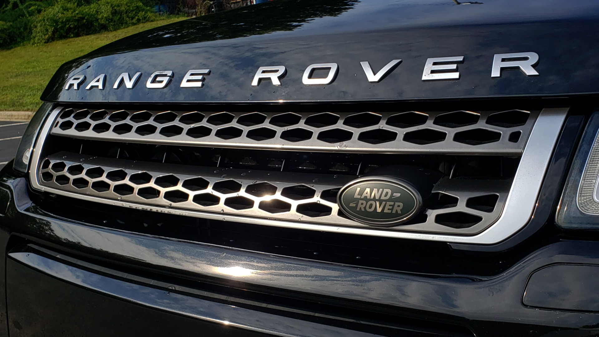 Used 2016 Land Rover RANGE ROVER EVOQUE HSE / AWD / NAV / MERIDIAN / PANO-ROOF / REARVIEW for sale Sold at Formula Imports in Charlotte NC 28227 21