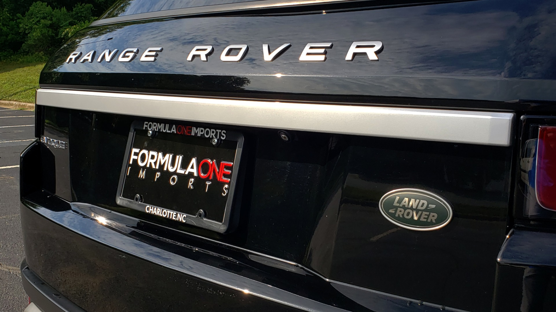 Used 2016 Land Rover RANGE ROVER EVOQUE HSE / AWD / NAV / MERIDIAN / PANO-ROOF / REARVIEW for sale Sold at Formula Imports in Charlotte NC 28227 30