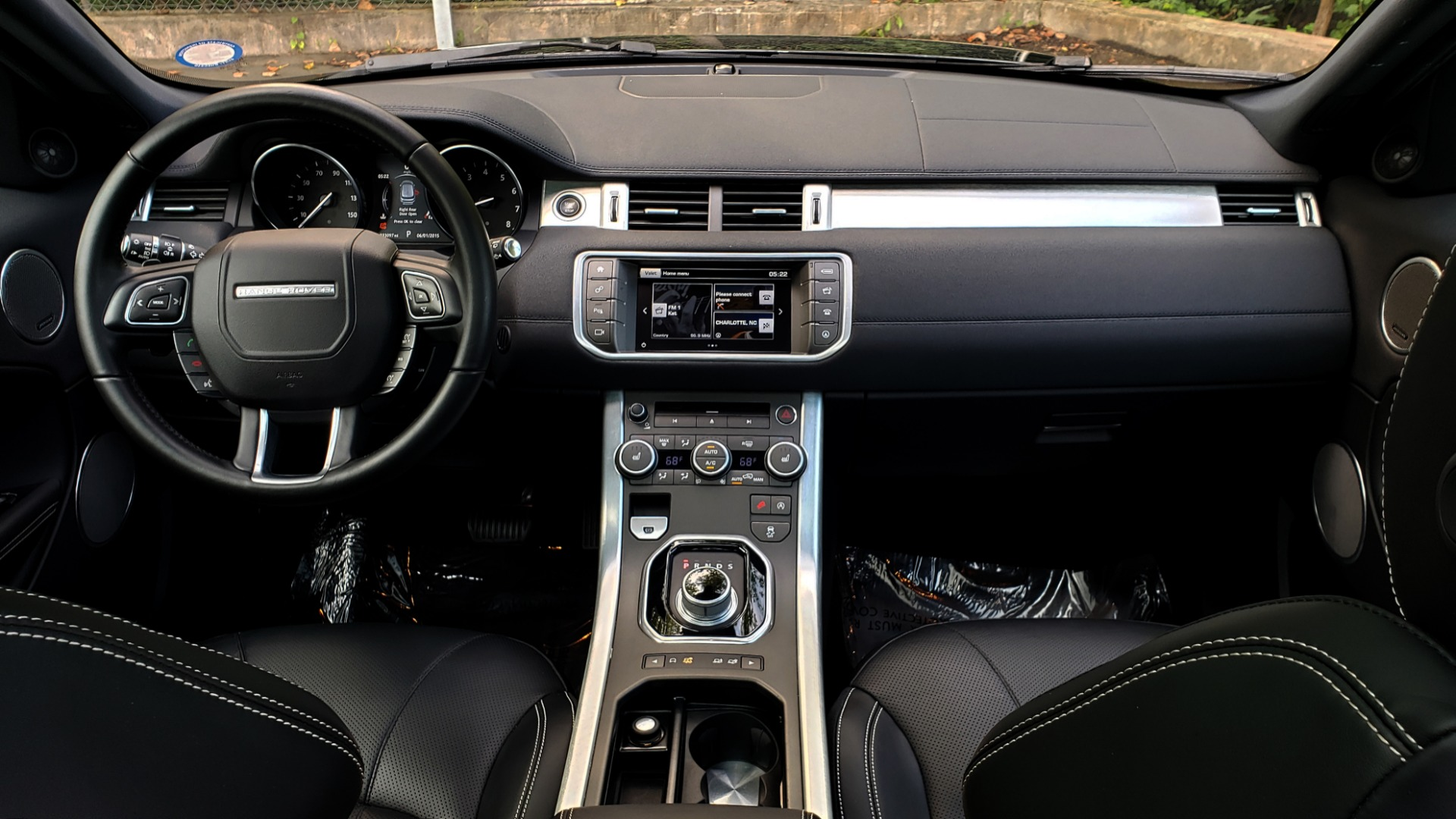 Used 2016 Land Rover RANGE ROVER EVOQUE HSE / AWD / NAV / MERIDIAN / PANO-ROOF / REARVIEW for sale Sold at Formula Imports in Charlotte NC 28227 78