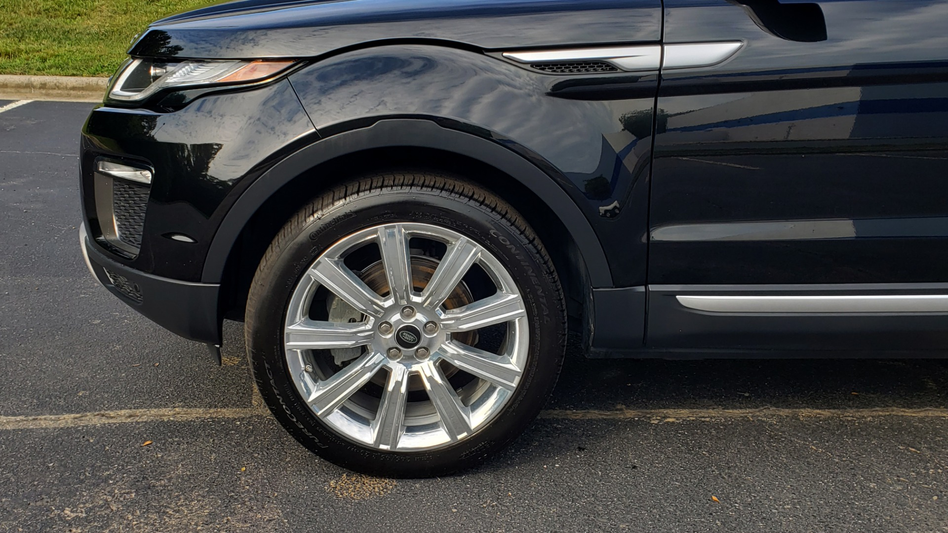 Used 2016 Land Rover RANGE ROVER EVOQUE HSE / AWD / NAV / MERIDIAN / PANO-ROOF / REARVIEW for sale Sold at Formula Imports in Charlotte NC 28227 79