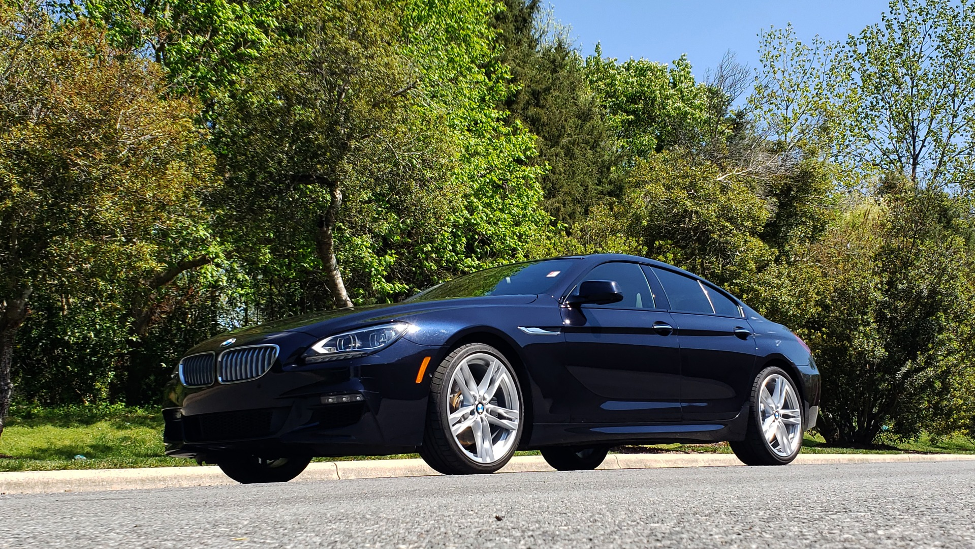 Used 2015 BMW 6 SERIES 650I GRANCOUPE M-SPORT / EXEC / DRVR ASST PLUS / LIGHTING for sale Sold at Formula Imports in Charlotte NC 28227 2