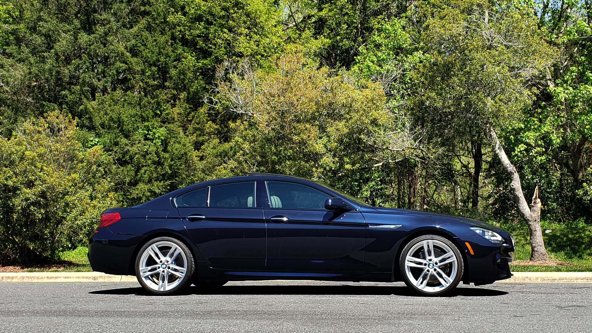 Used 2015 BMW 6 SERIES 650I GRANCOUPE M-SPORT / EXEC / DRVR ASST PLUS / LIGHTING for sale Sold at Formula Imports in Charlotte NC 28227 5